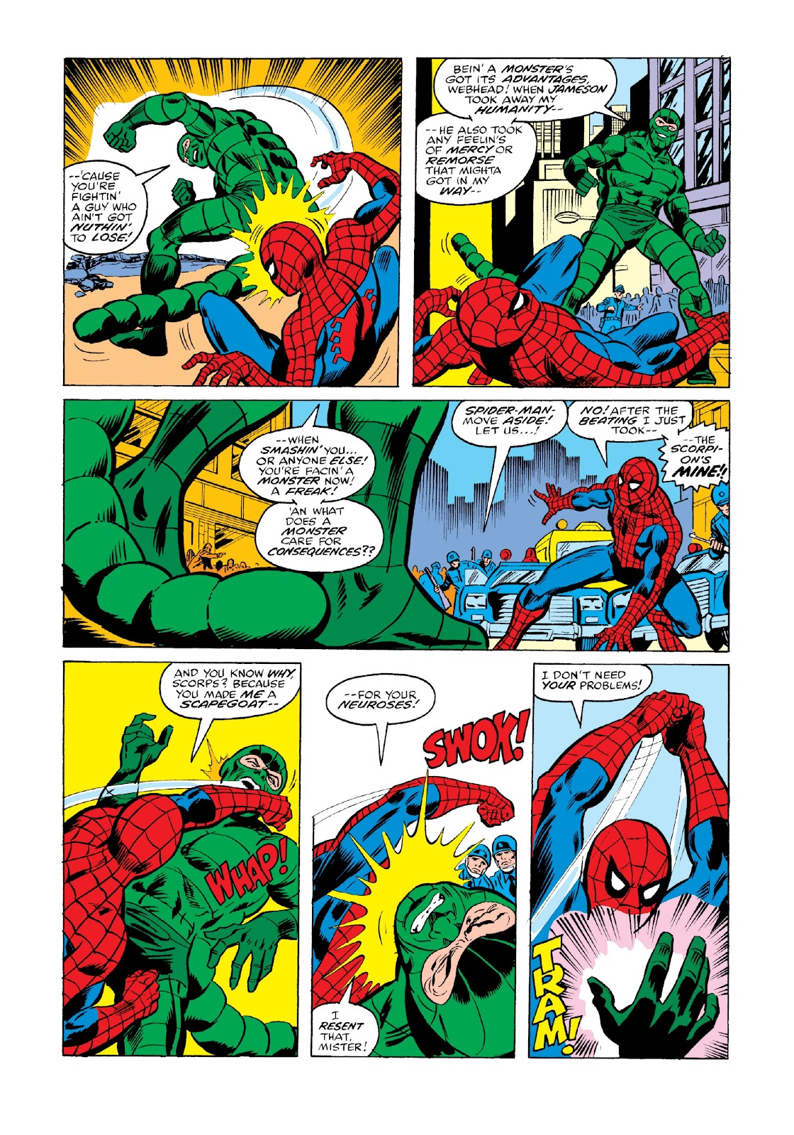 Read online Marvel Masterworks: The Spectacular Spider-Man comic -  Issue # TPB 2 (Part 2) - 15