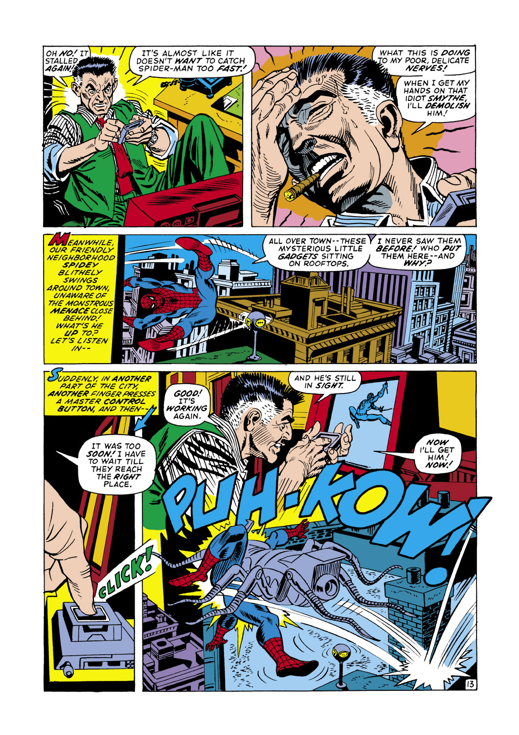 The Amazing Spider-Man (1963) 105 Page 13