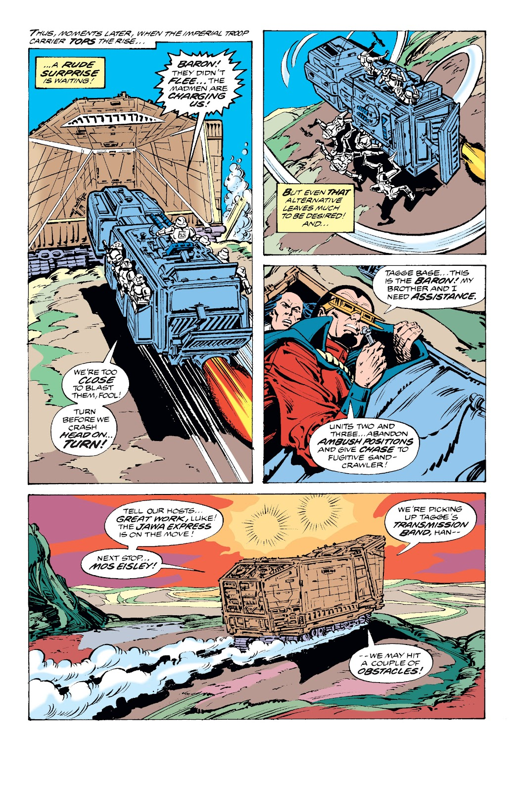 Read online Star Wars Legends: The Original Marvel Years - Epic Collection comic -  Issue # TPB 2 (Part 2) - 63