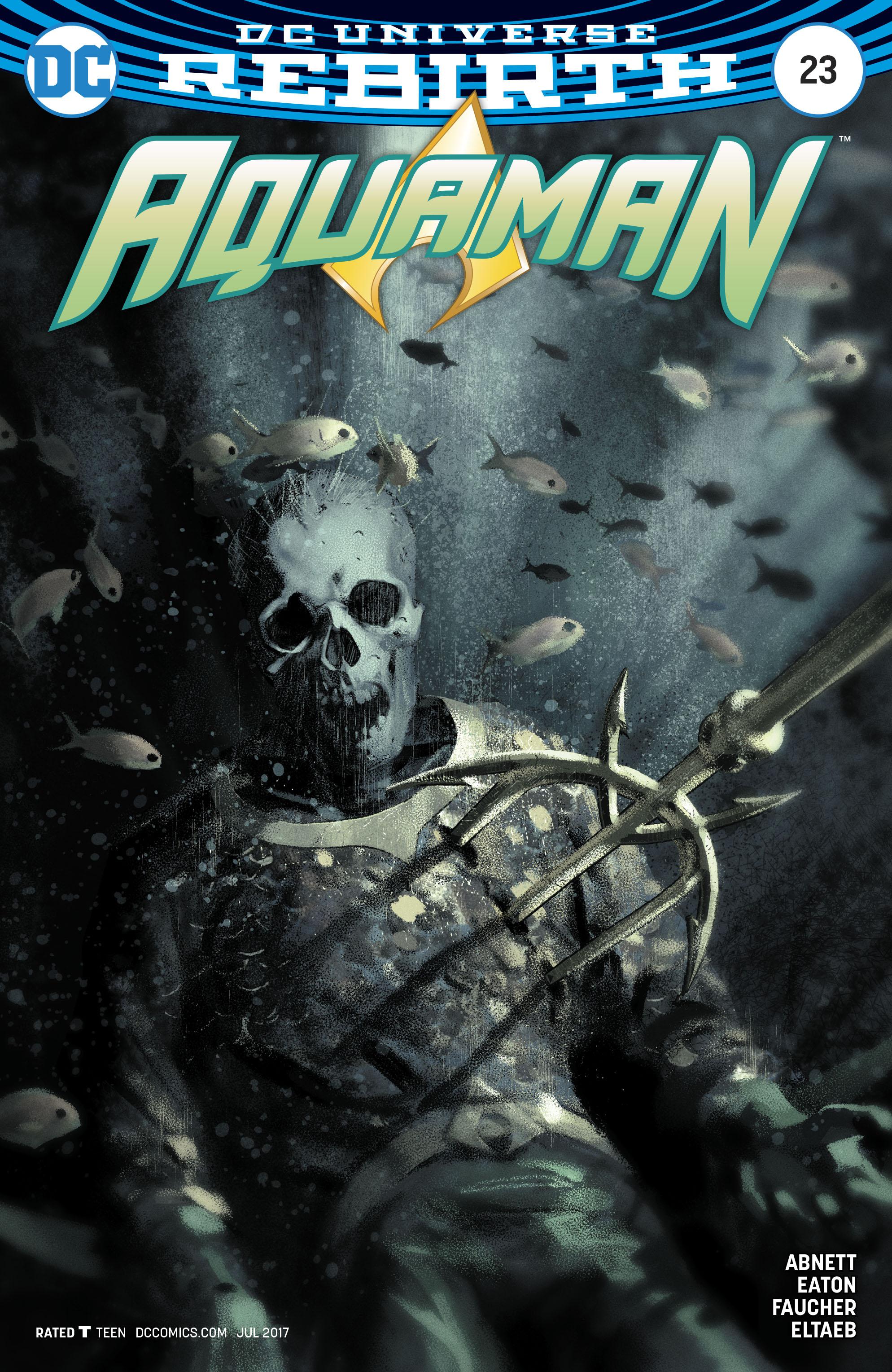 Read online Aquaman (2016) comic -  Issue #23 - 3