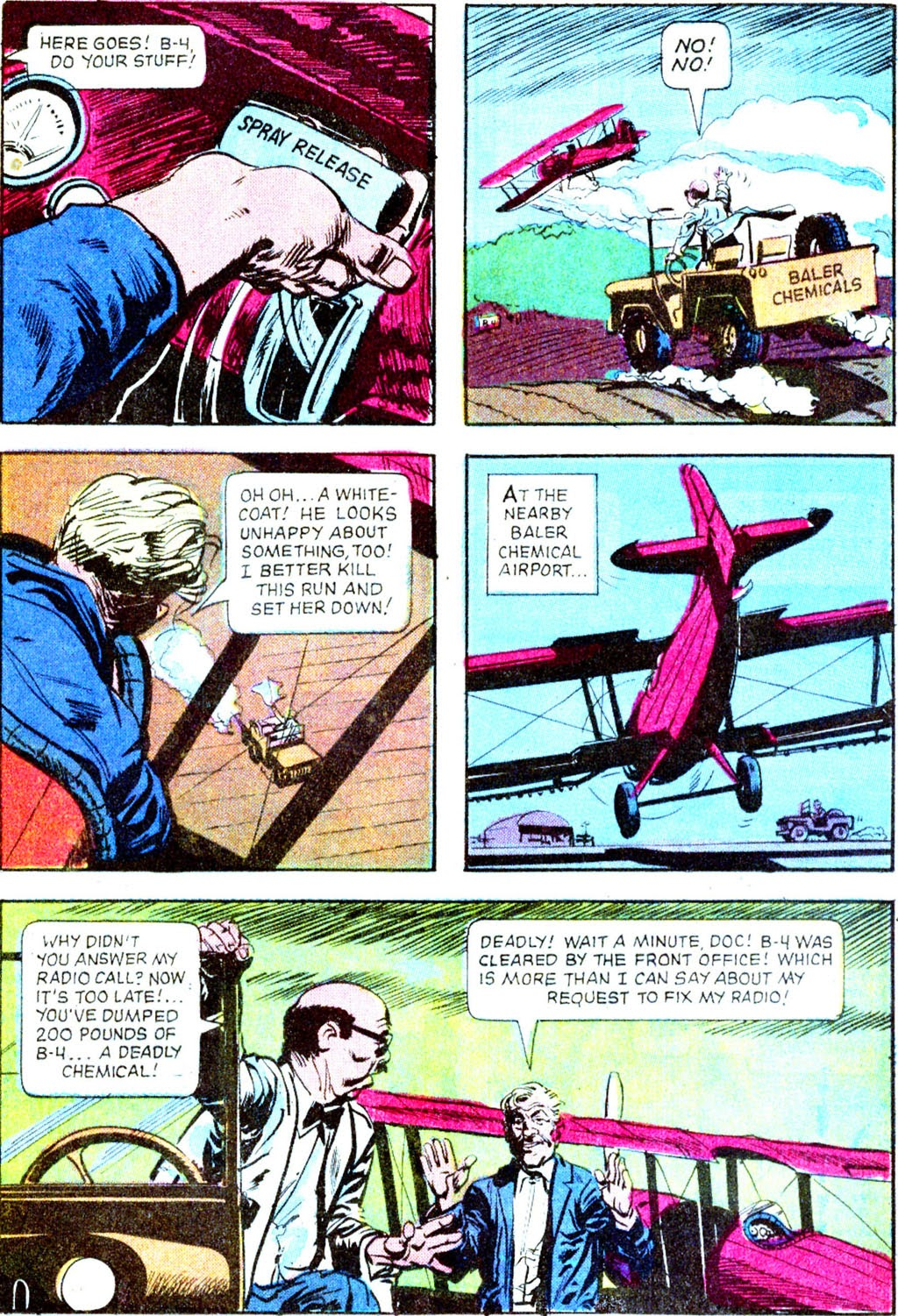 Boris Karloff Tales of Mystery issue 38 - Page 21