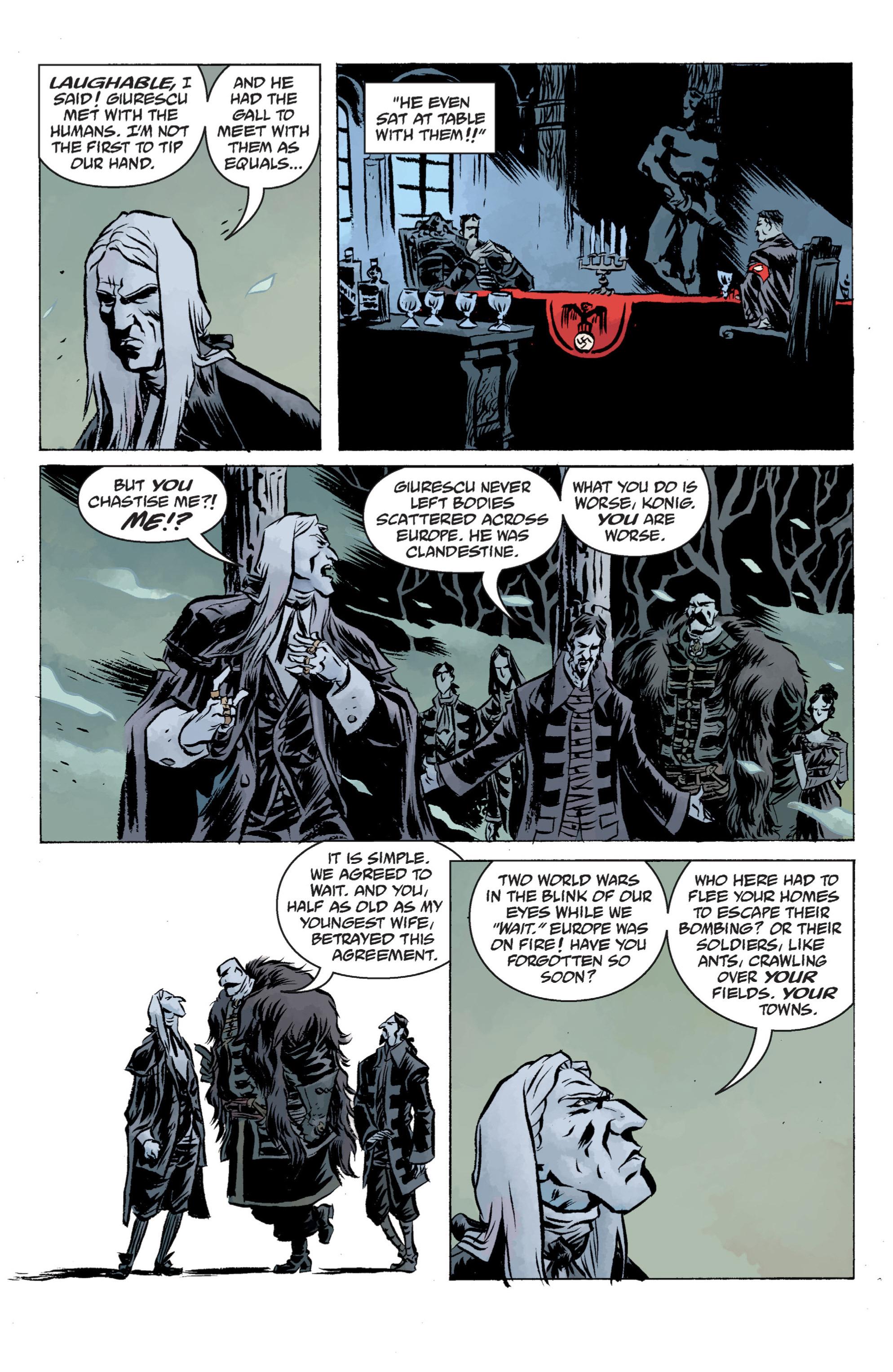 Read online B.P.R.D. (2003) comic -  Issue # TPB 13 - 73