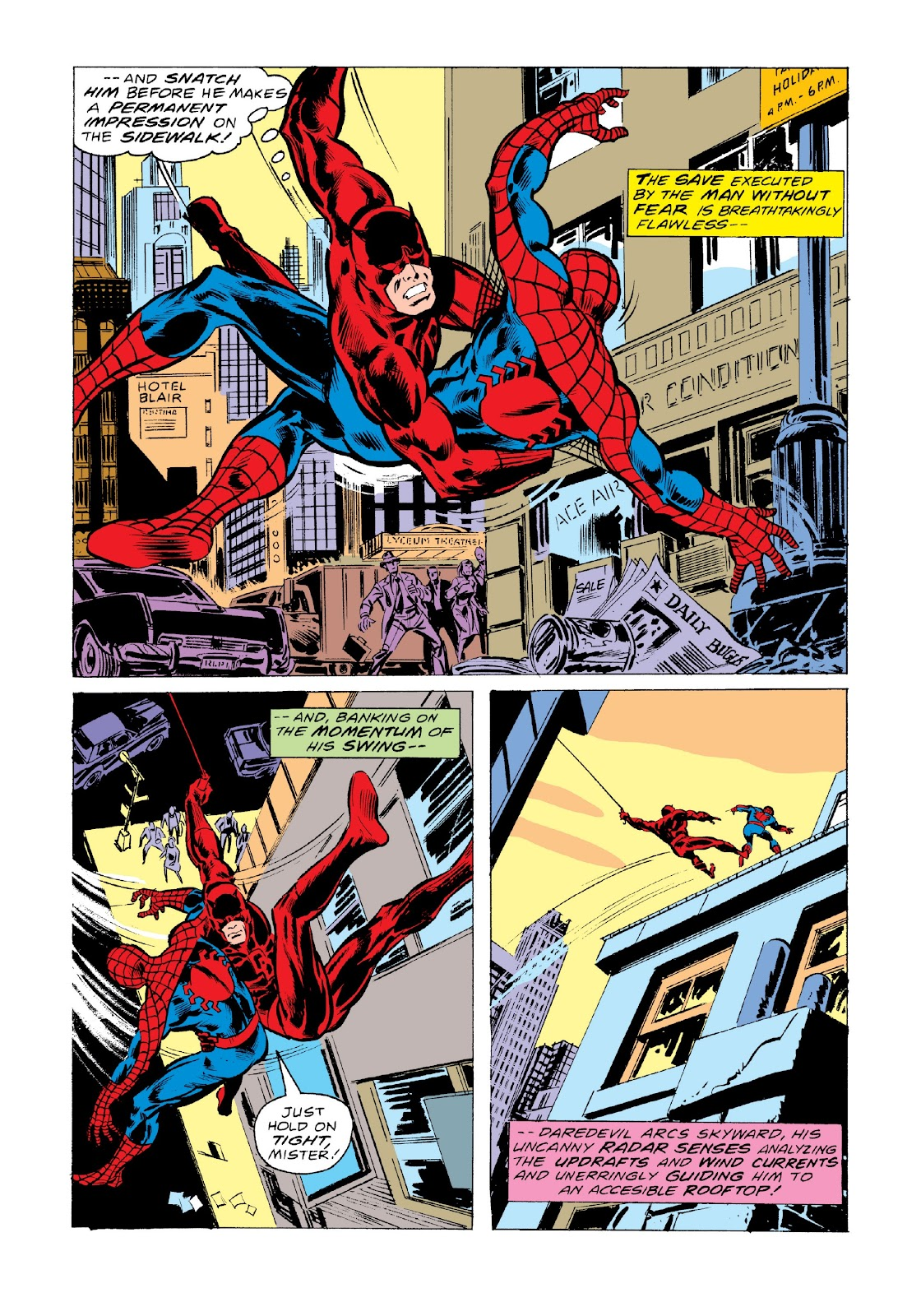 Read online Marvel Masterworks: The Spectacular Spider-Man comic -  Issue # TPB 2 (Part 3) - 5