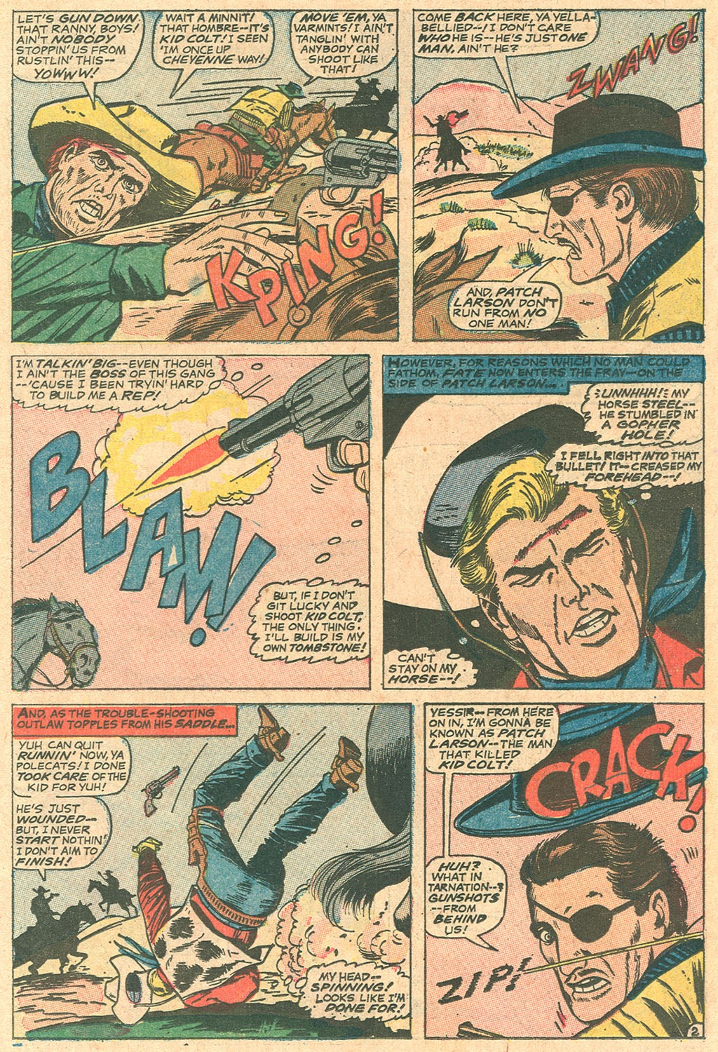 Kid Colt Outlaw issue 136 - Page 15