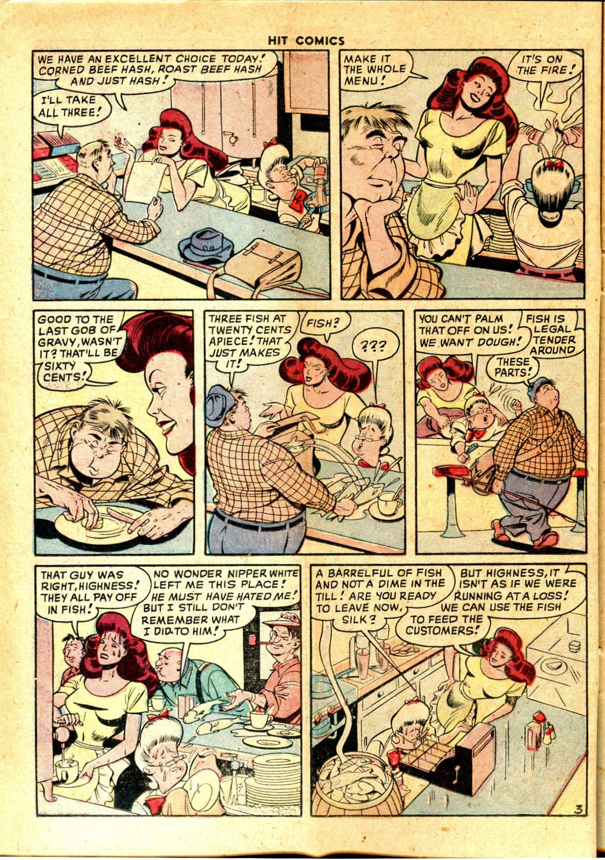 Read online Hit Comics comic -  Issue #57 - 18