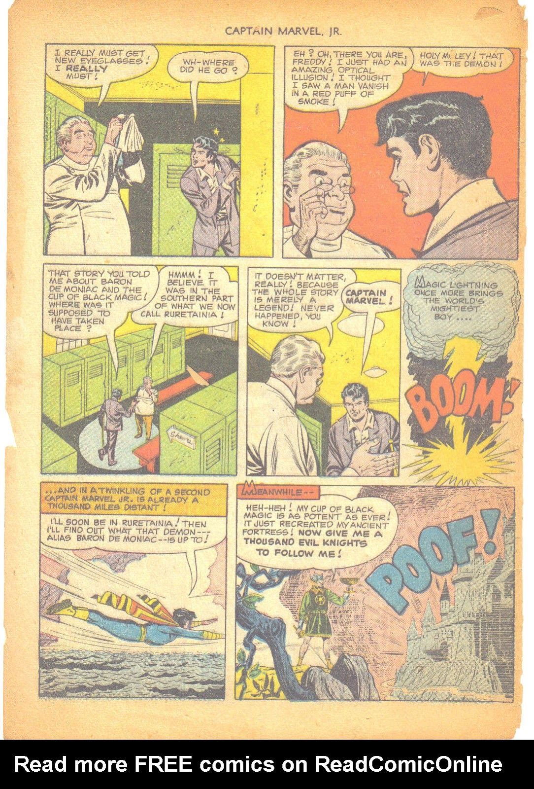 Captain Marvel, Jr. issue 95 - Page 47