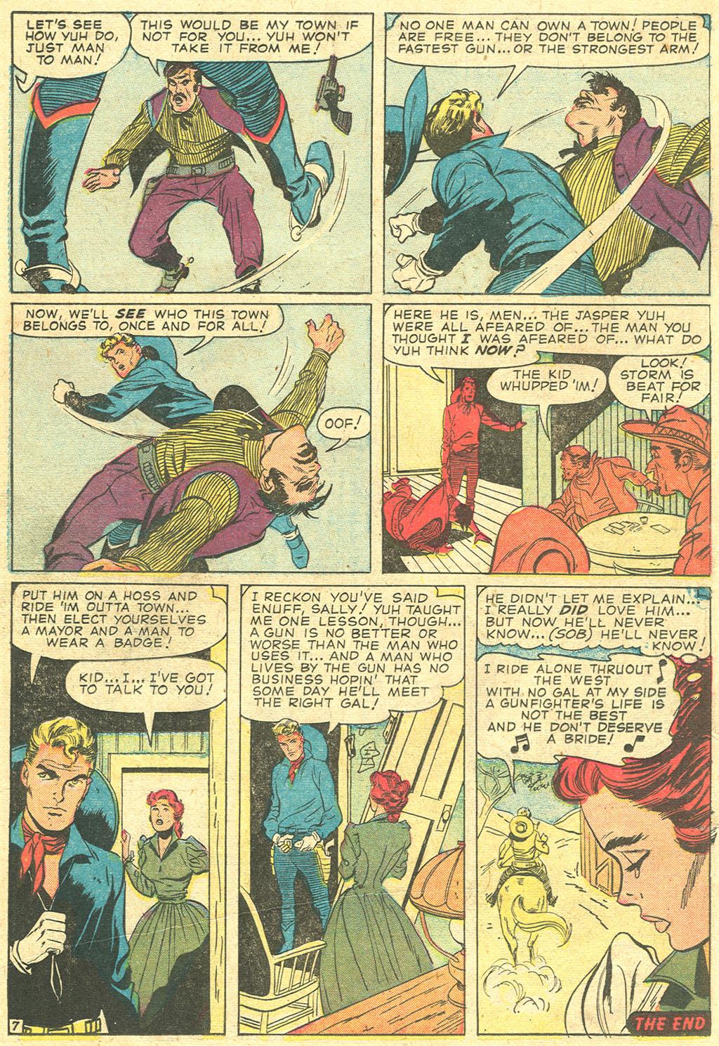 Read online Two-Gun Kid comic -  Issue #47 - 18