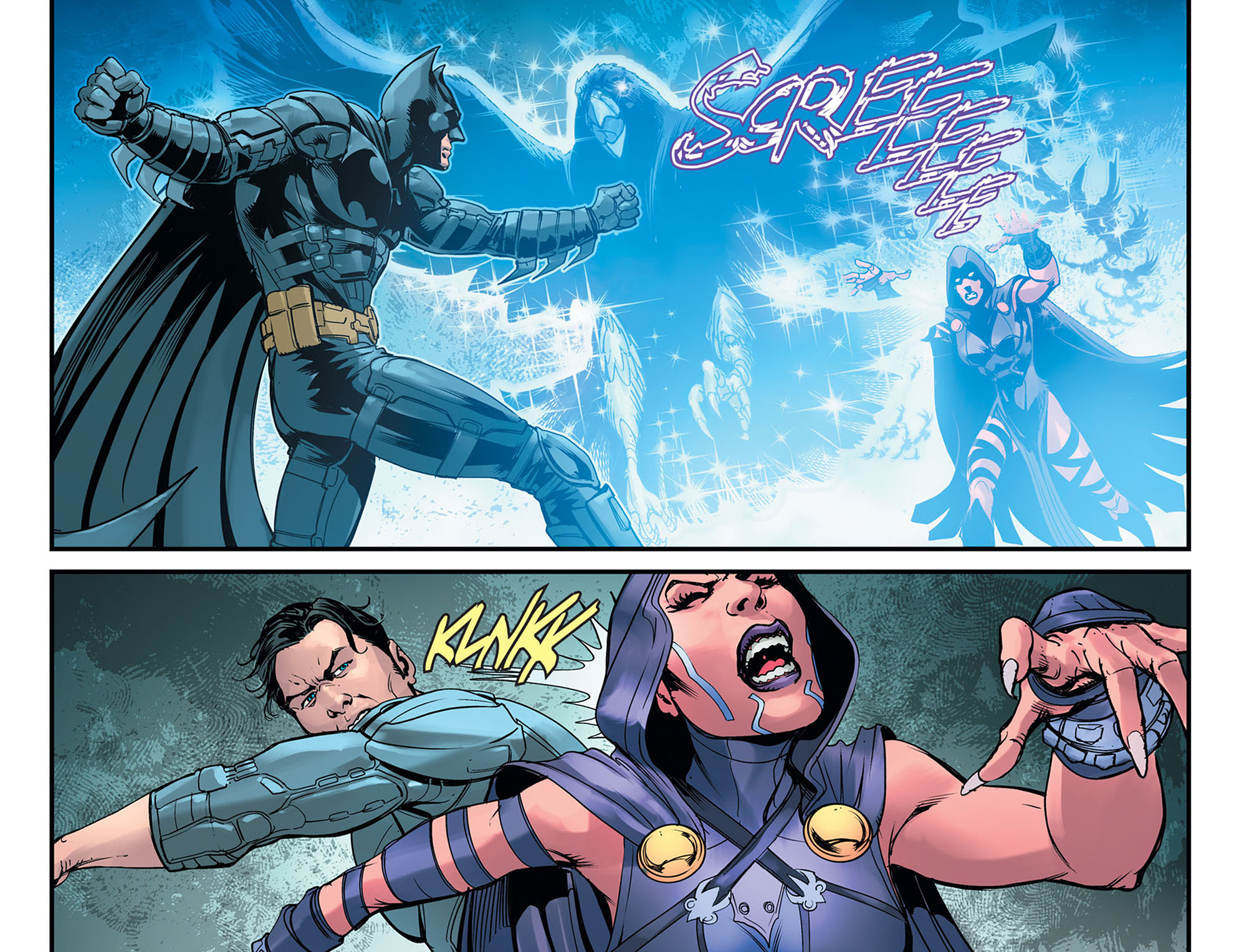 Read online Injustice: Ground Zero comic -  Issue #16 - 8