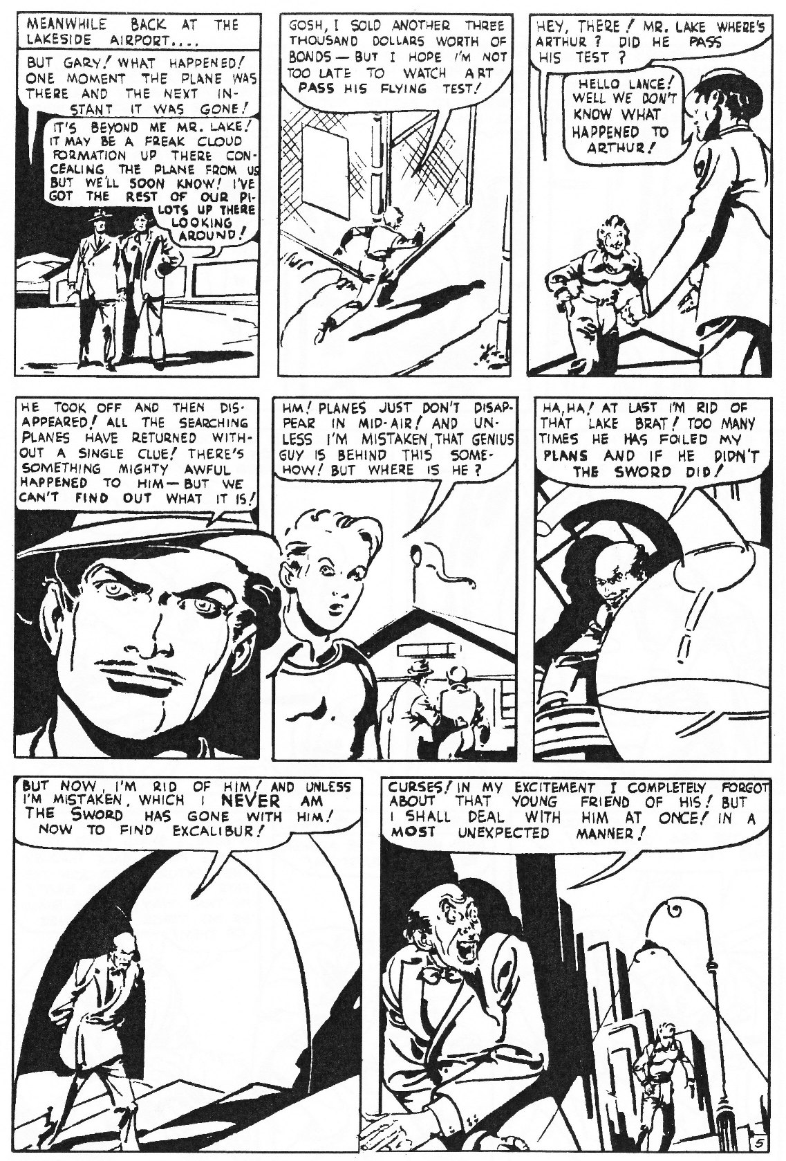 Read online Men of Mystery Comics comic -  Issue #81 - 135