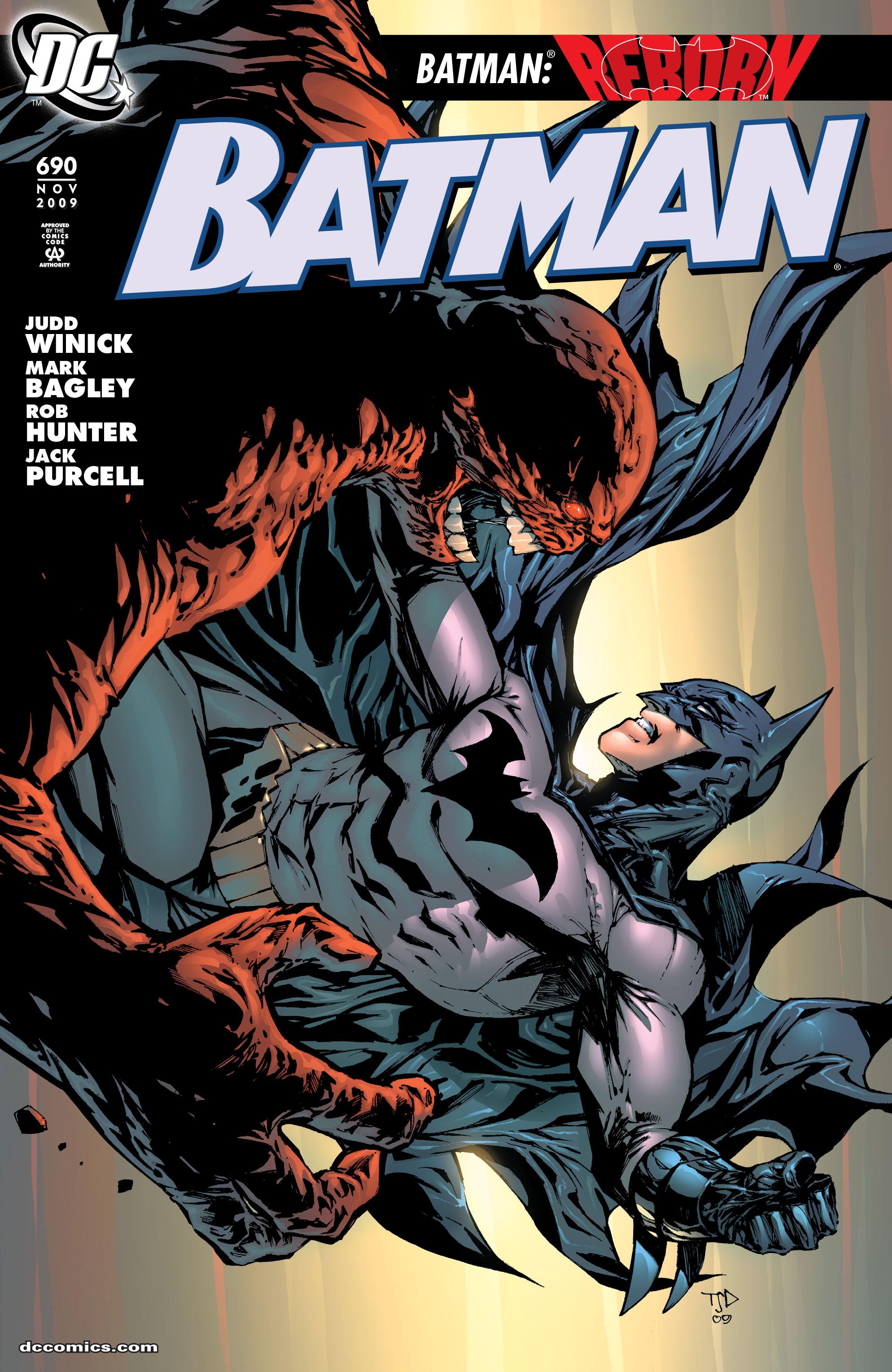 Batman (1940) 690 Page 1