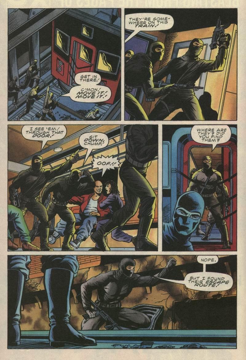 Read online Secret Weapons comic -  Issue #9 - 6
