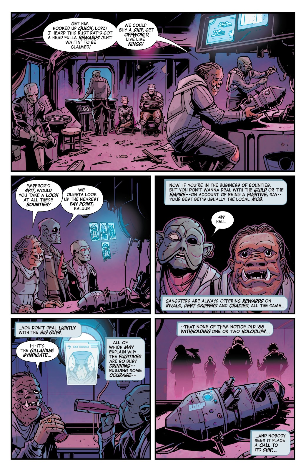 Read online Star Wars: Age of Rebellion Special comic -  Issue # Full - 8