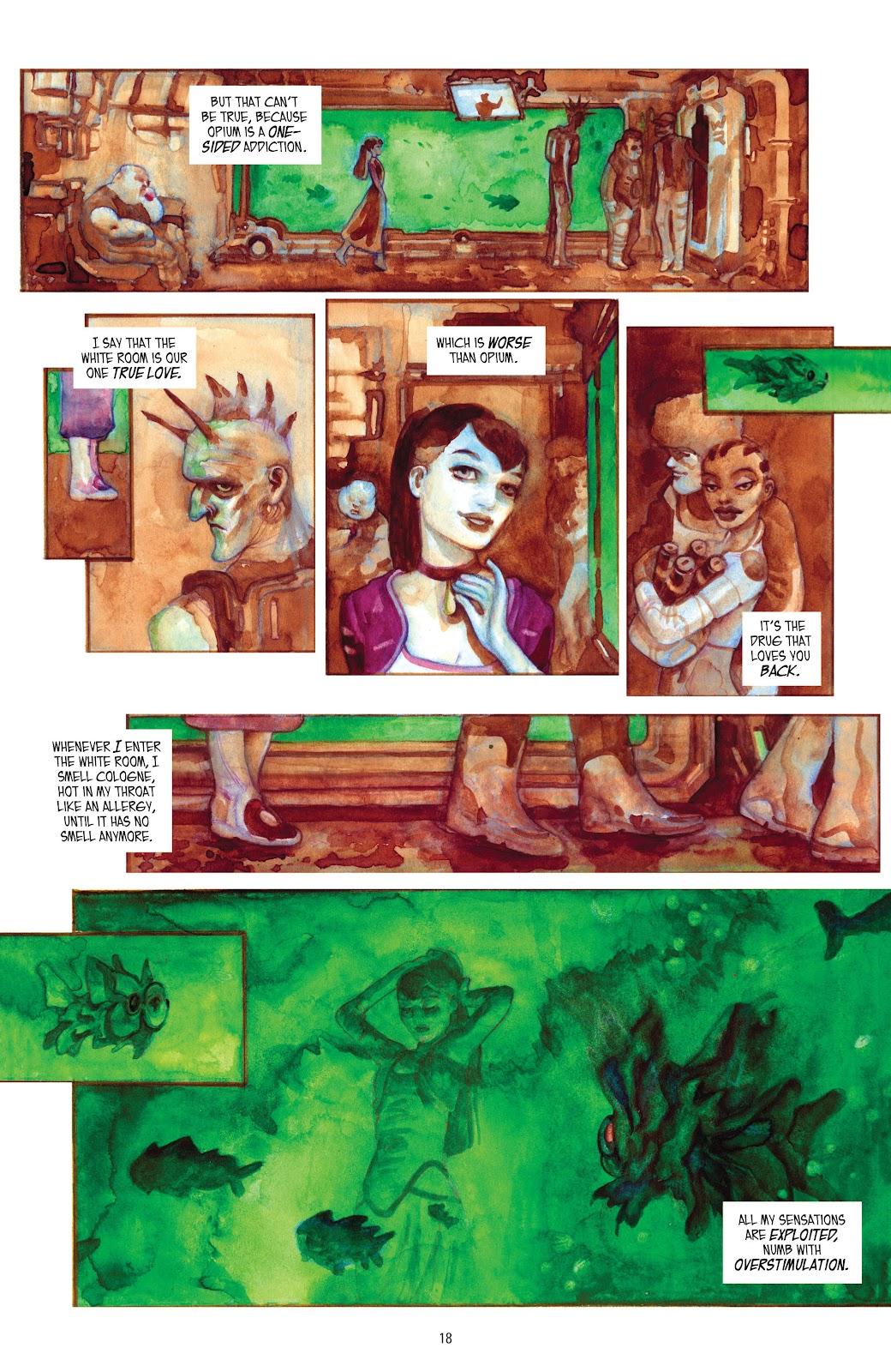 Read online Strange Adventures (2014) comic -  Issue # TPB (Part 1) - 16