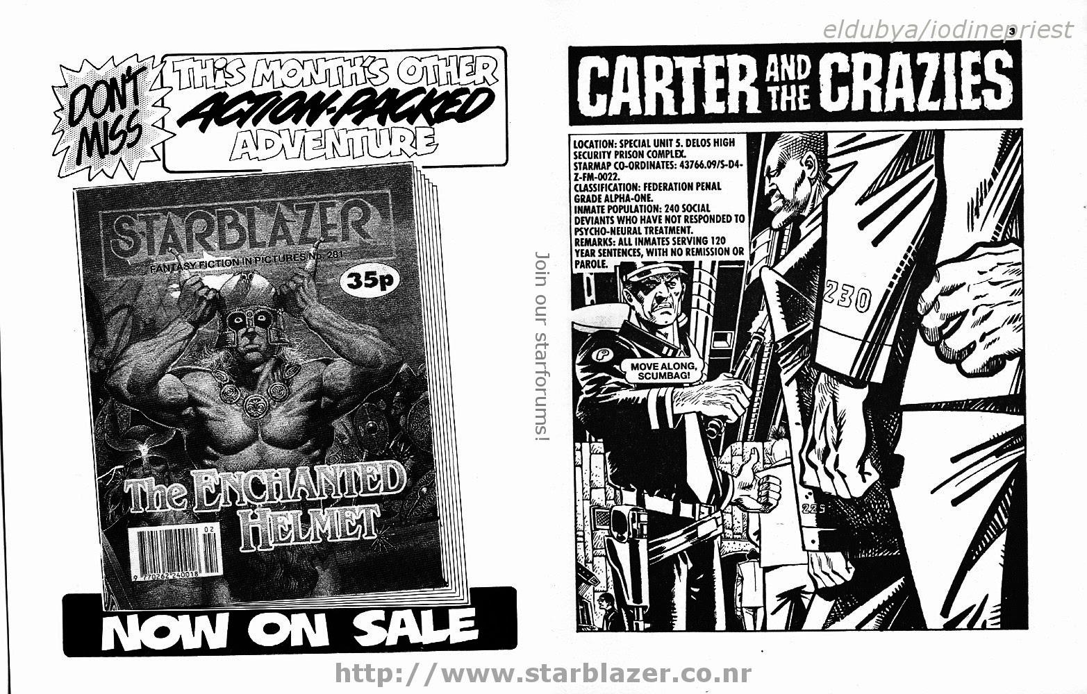 Starblazer issue 280 - Page 3