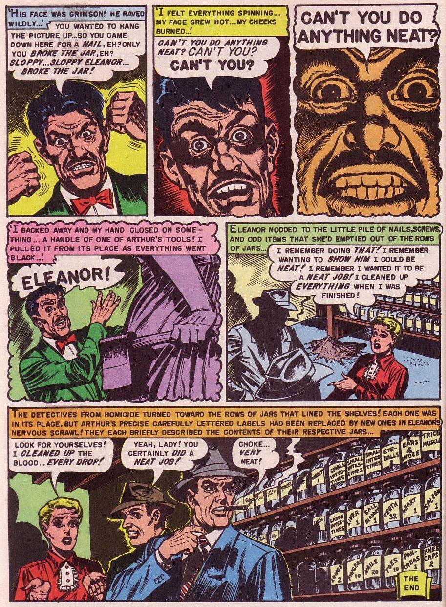 Read online Shock SuspenStories comic -  Issue #1 - 9