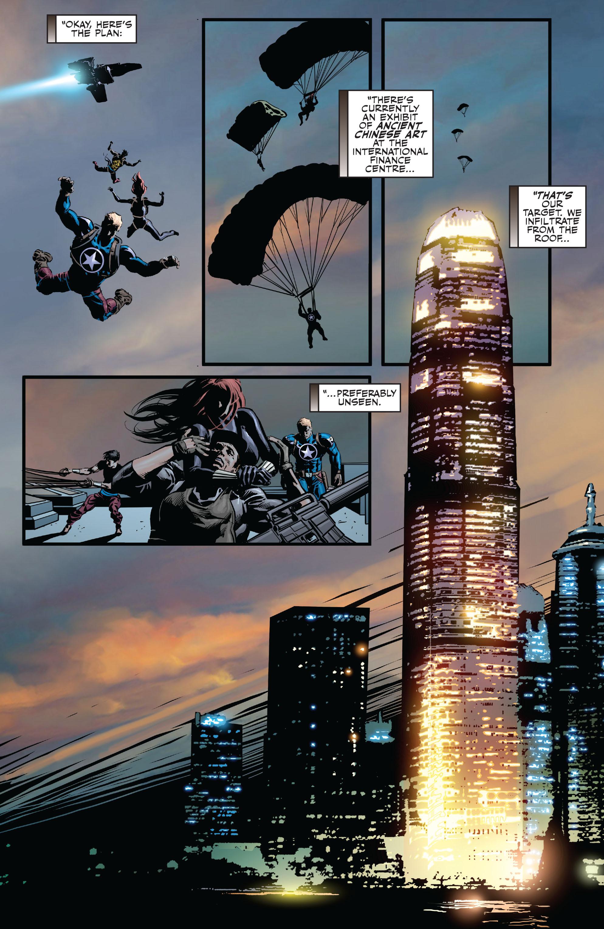 Read online Secret Avengers (2010) comic -  Issue #6 - 18