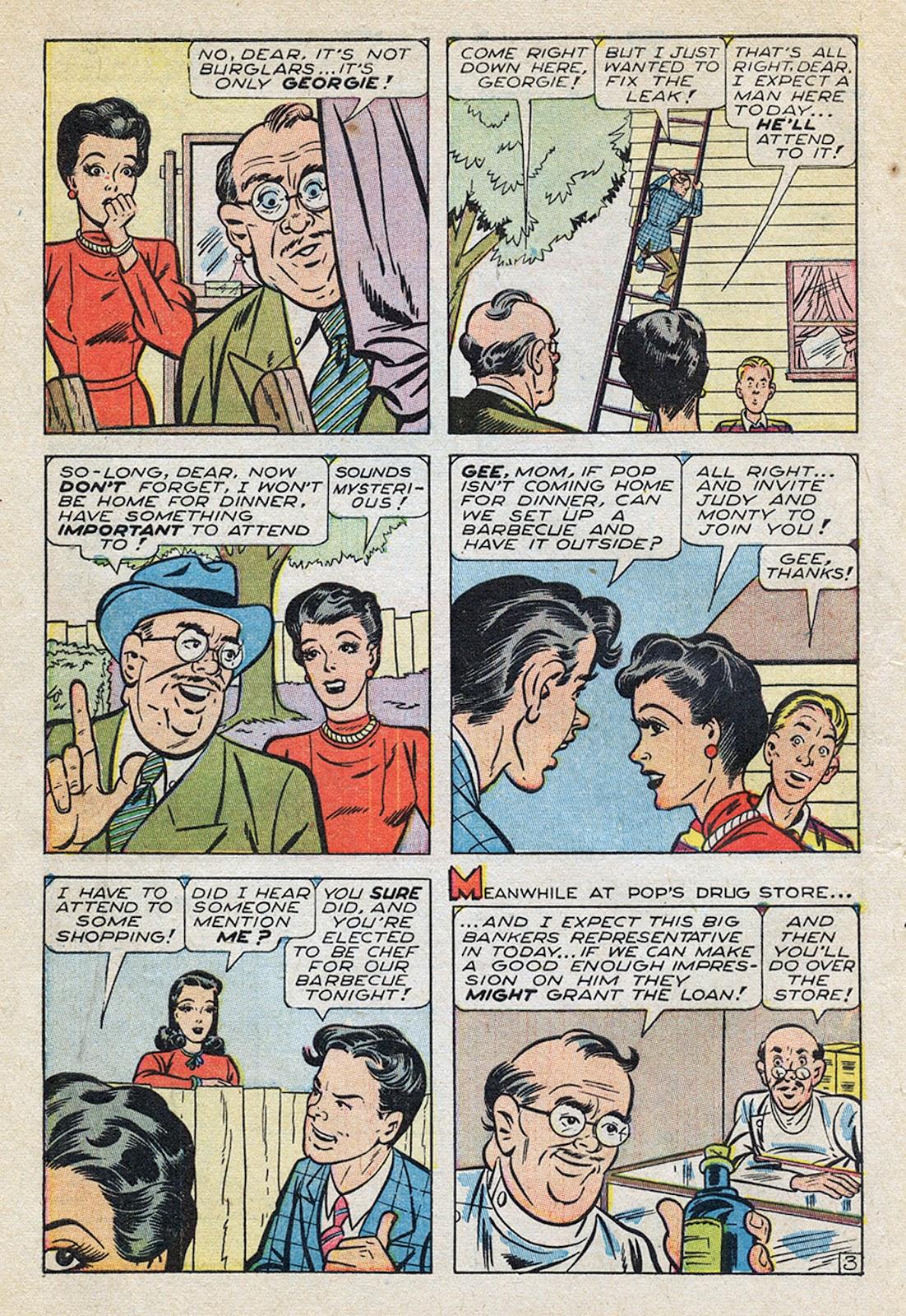 Georgie Comics (1945) issue 4 - Page 12