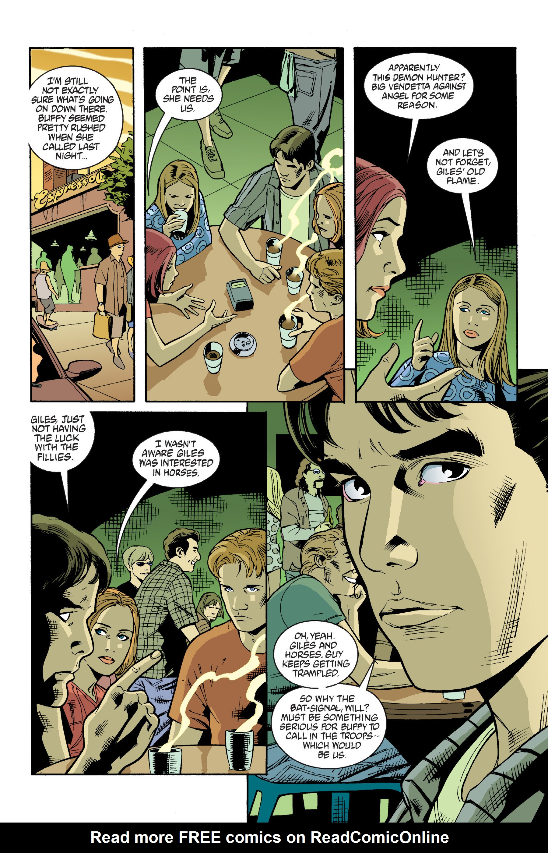 Read online Buffy the Vampire Slayer: Omnibus comic -  Issue # TPB 6 - 148