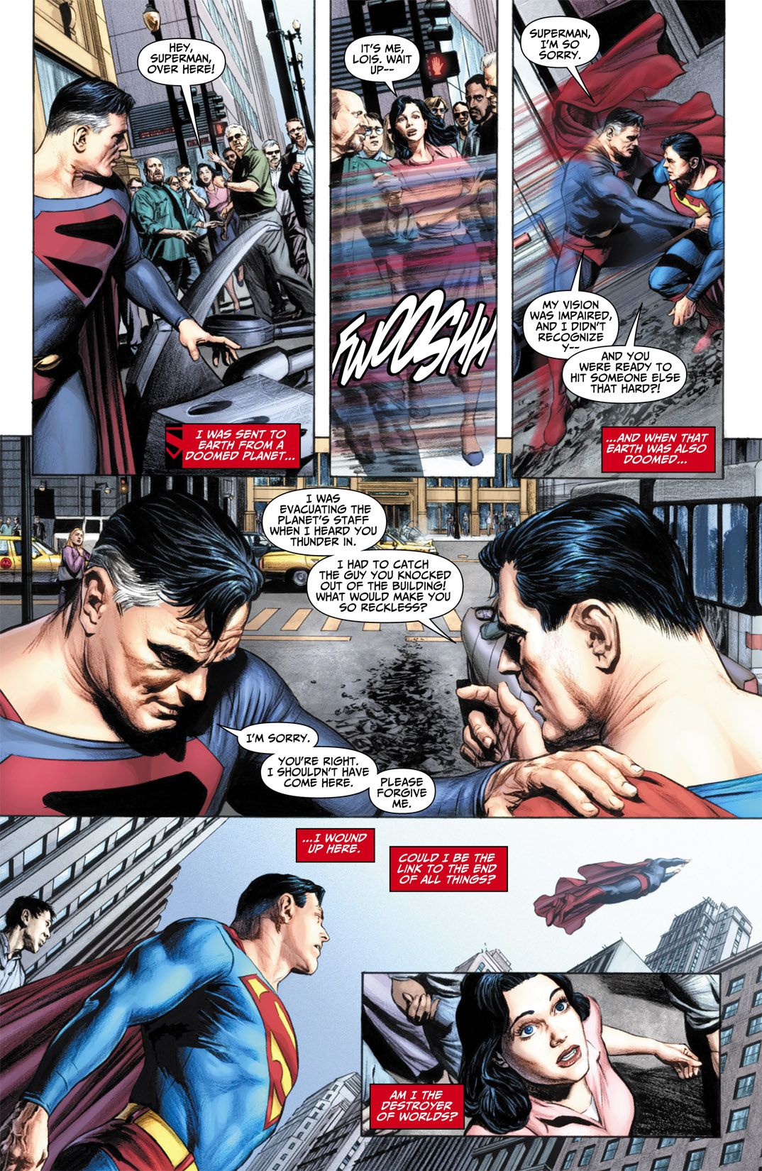 Read online JSA Kingdom Come Special: Superman comic -  Issue # Full - 14