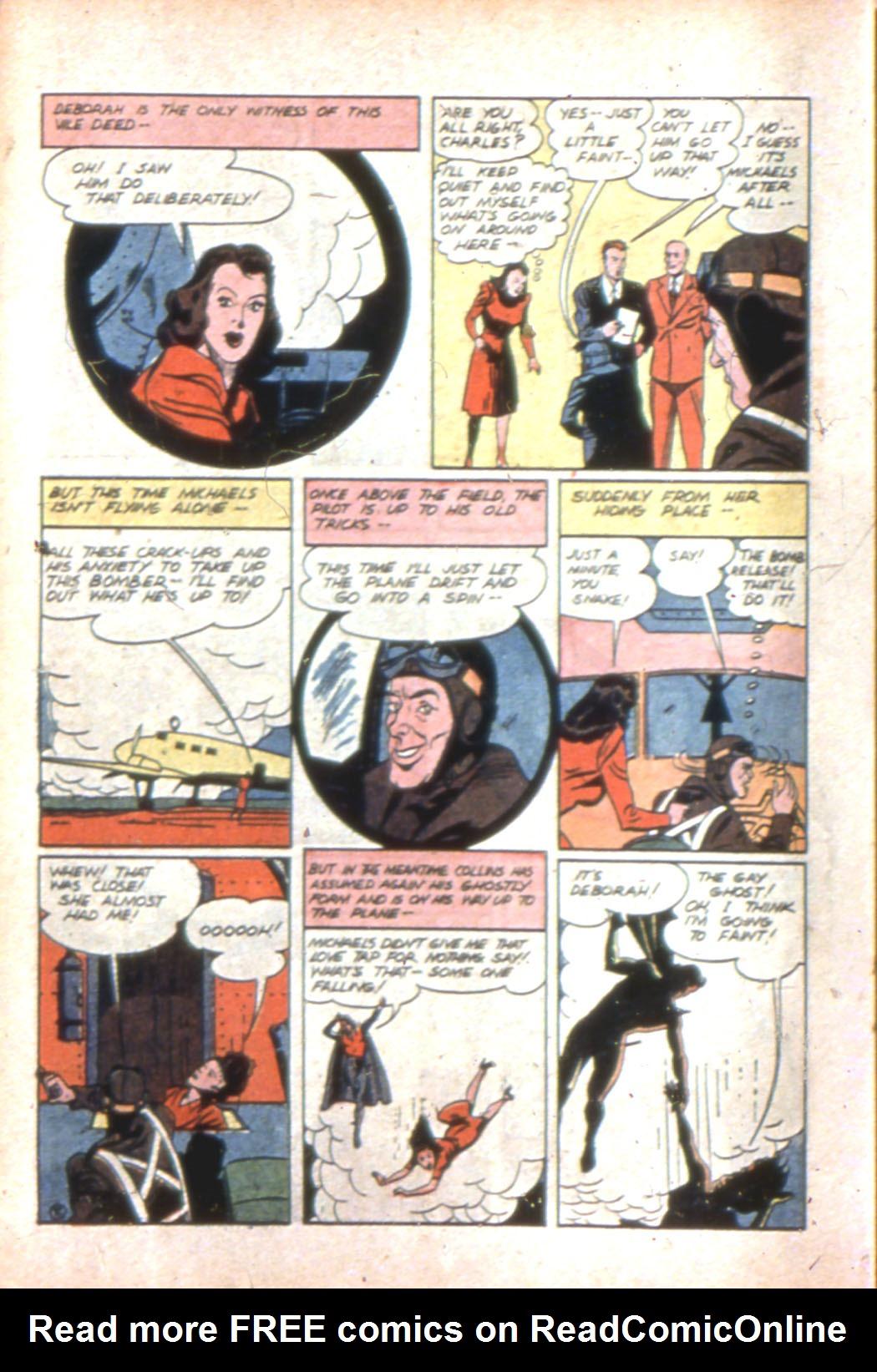 Read online Sensation (Mystery) Comics comic -  Issue #7 - 44