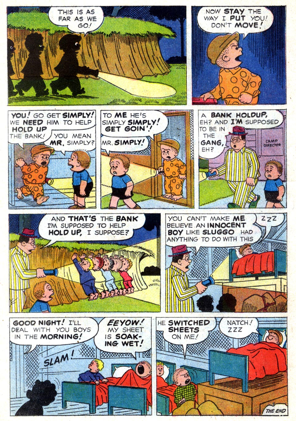 Four Color Comics issue 1034 - Page 14
