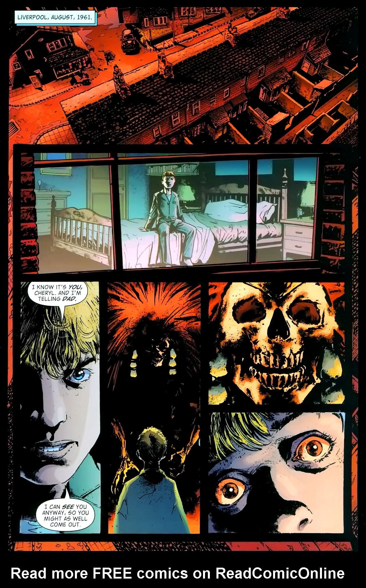 Read online John Constantine Hellblazer: All His Engines comic -  Issue # Full - 11