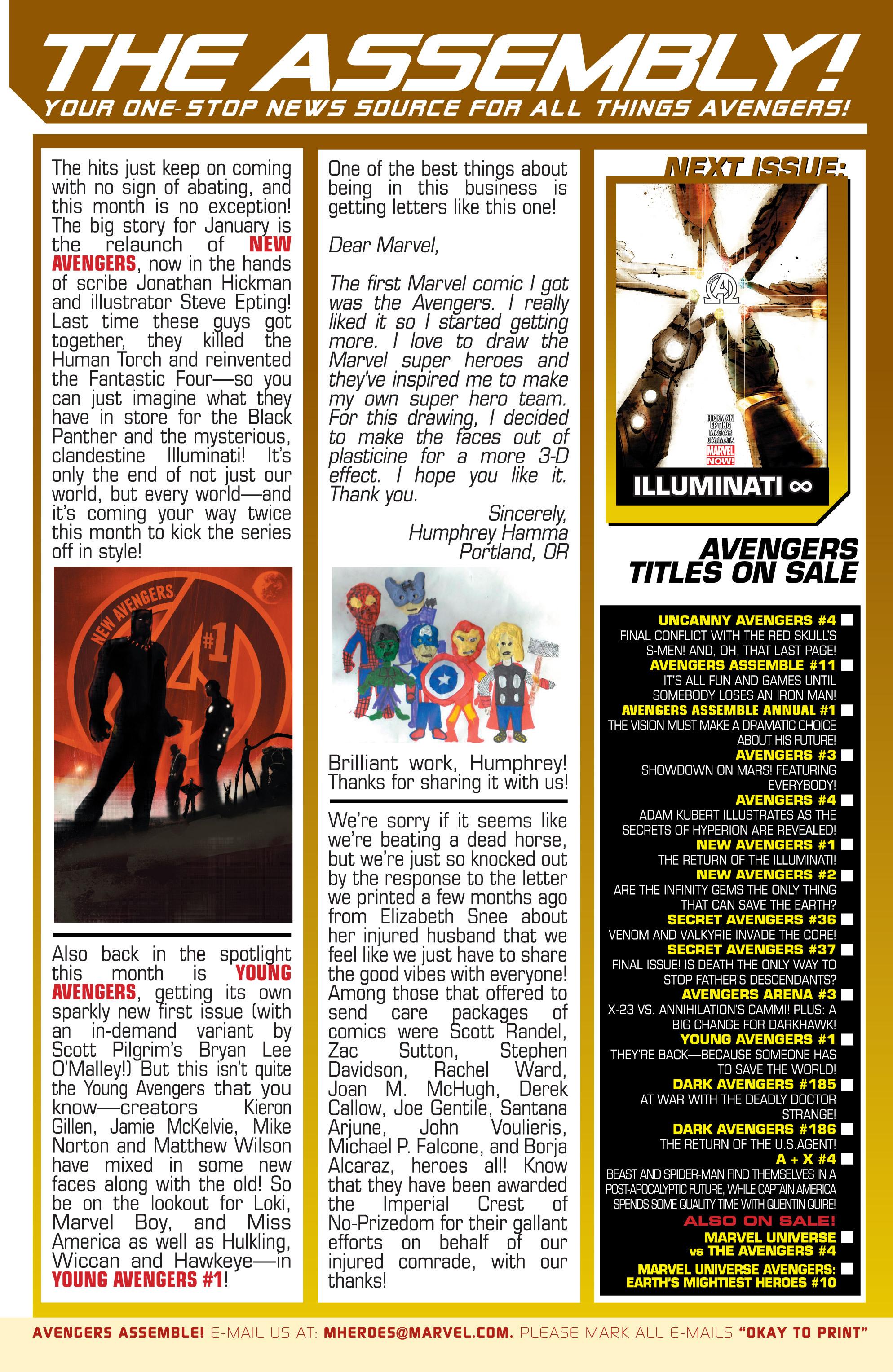 Read online Secret Wars Prelude comic -  Issue # Full - 193