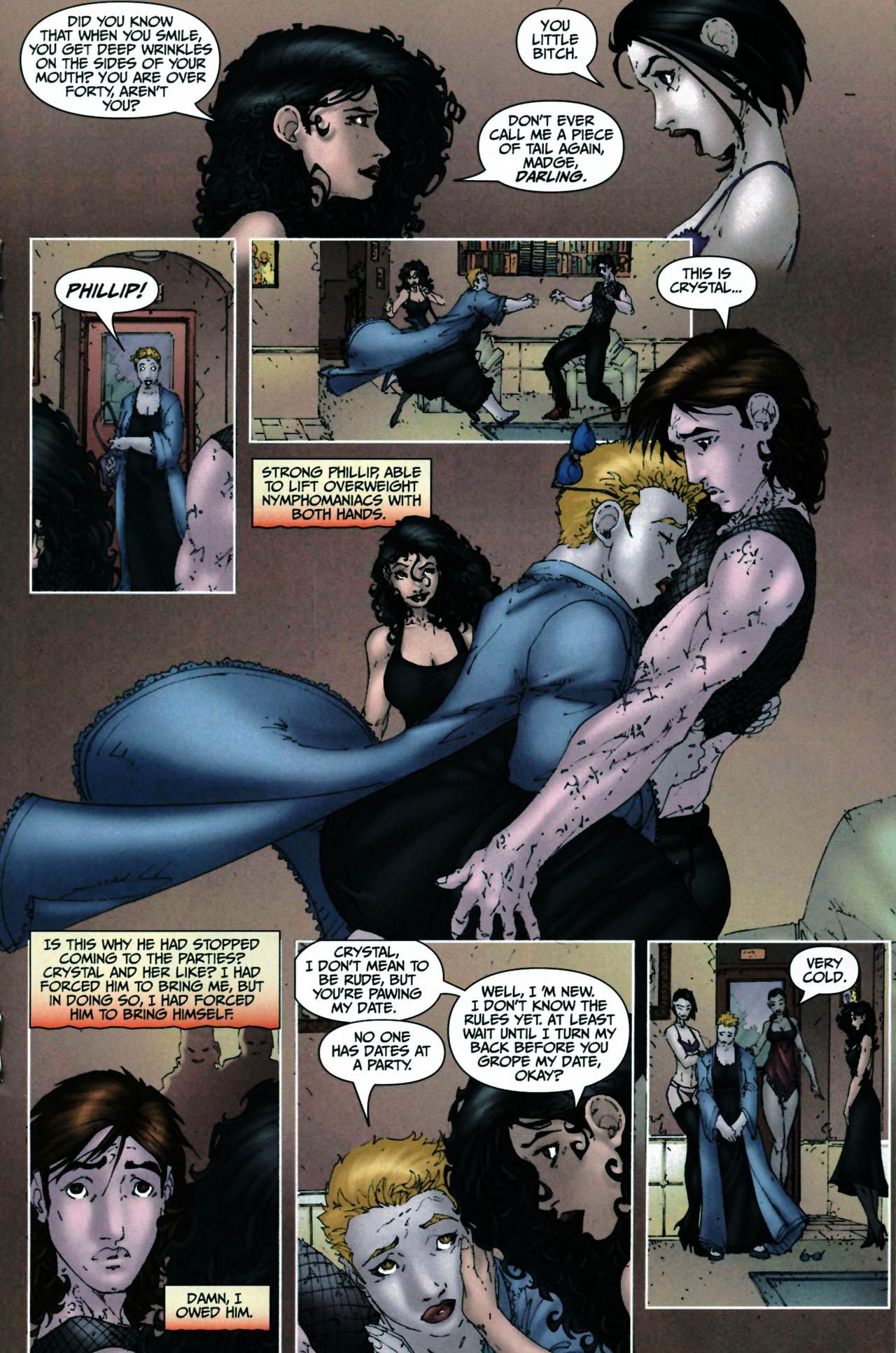 Read online Anita Blake, Vampire Hunter: Guilty Pleasures comic -  Issue #6 - 19