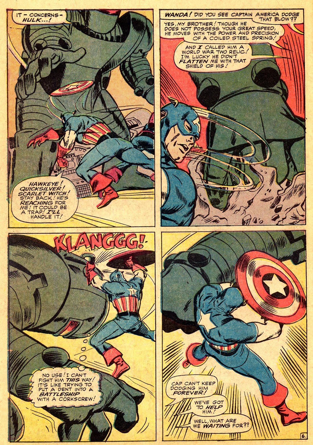 The Avengers (1963) 17 Page 6
