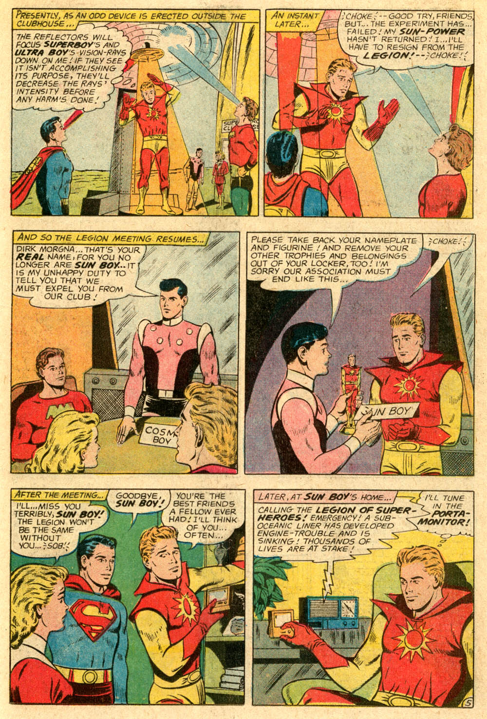 Read online Action Comics (1938) comic -  Issue #388 - 23