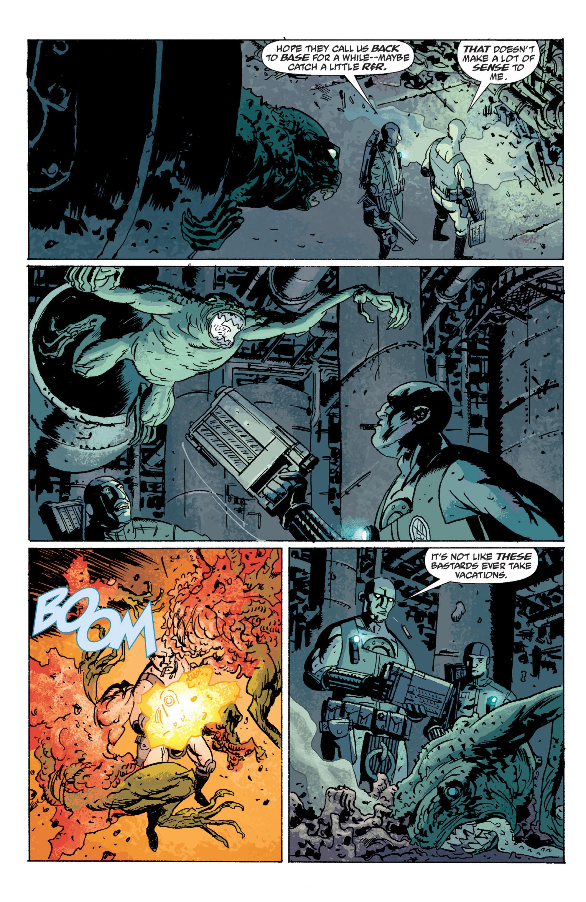 Read online B.P.R.D. (2003) comic -  Issue # TPB 5 - 79