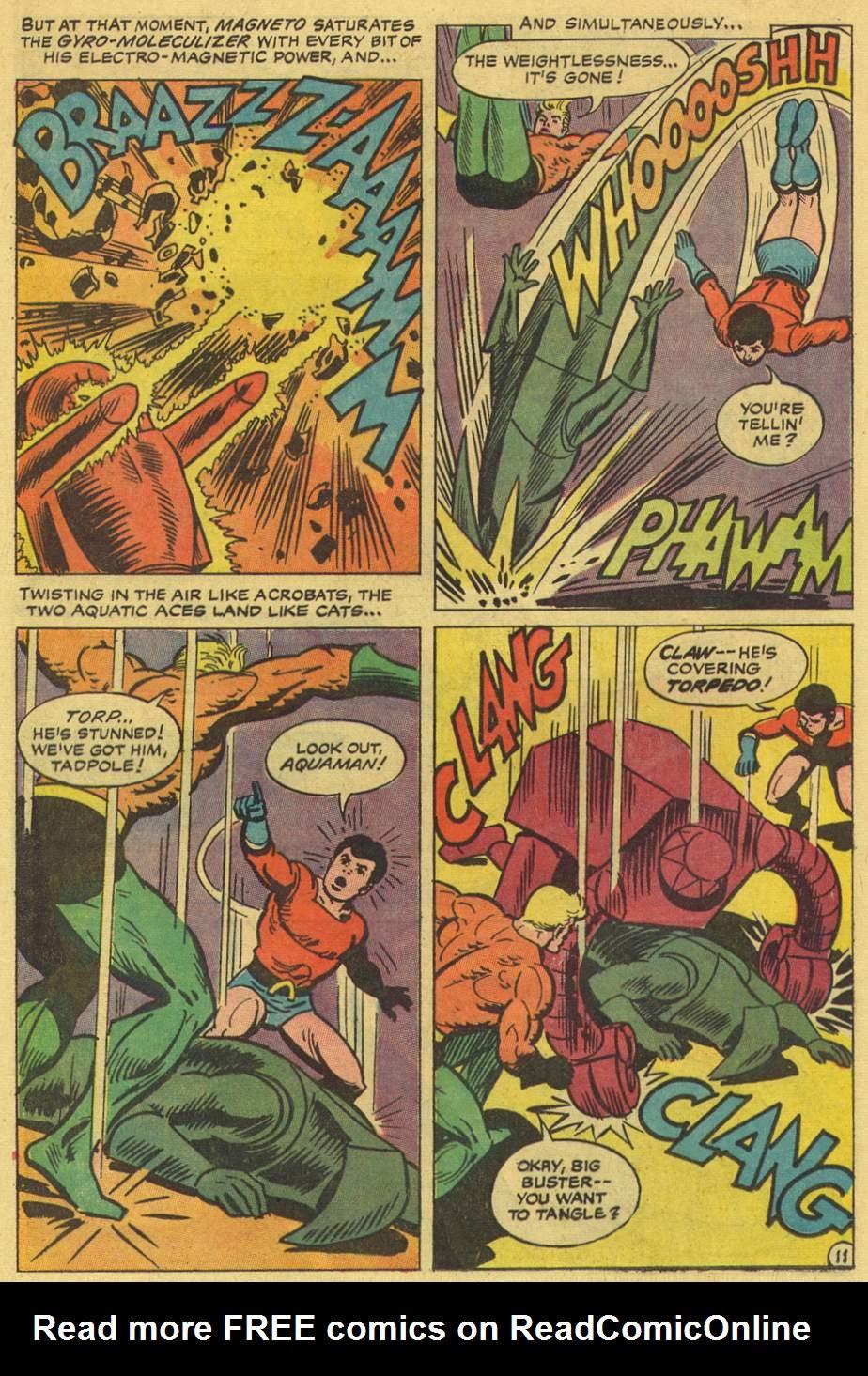 Read online Aquaman (1962) comic -  Issue #36 - 16