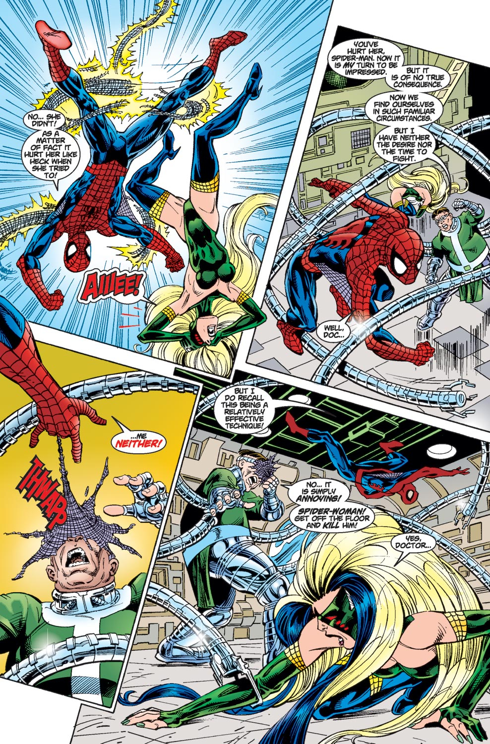 The Amazing Spider-Man (1999) 6 Page 18