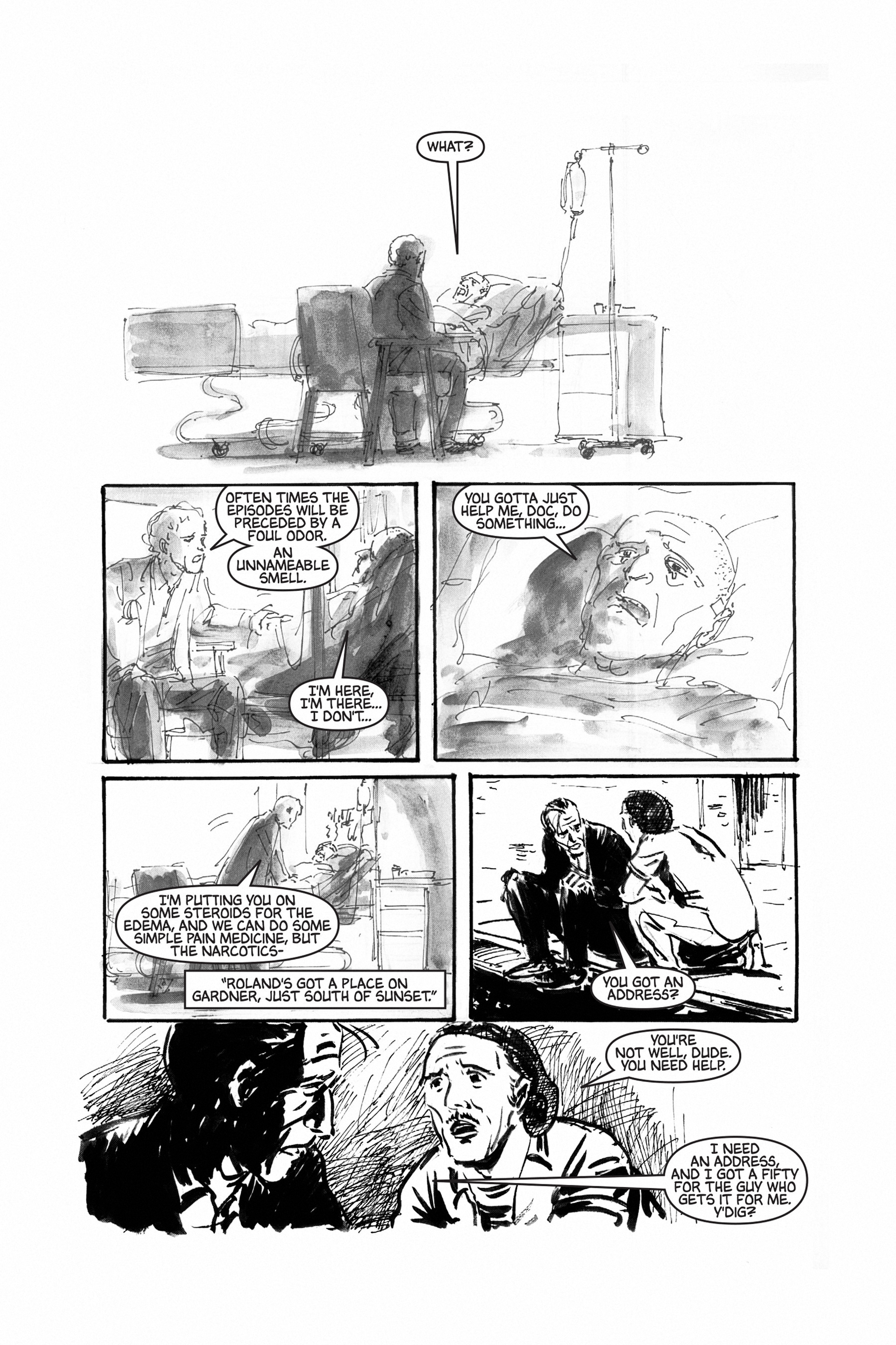 Read online Tumor comic -  Issue # TPB - 43