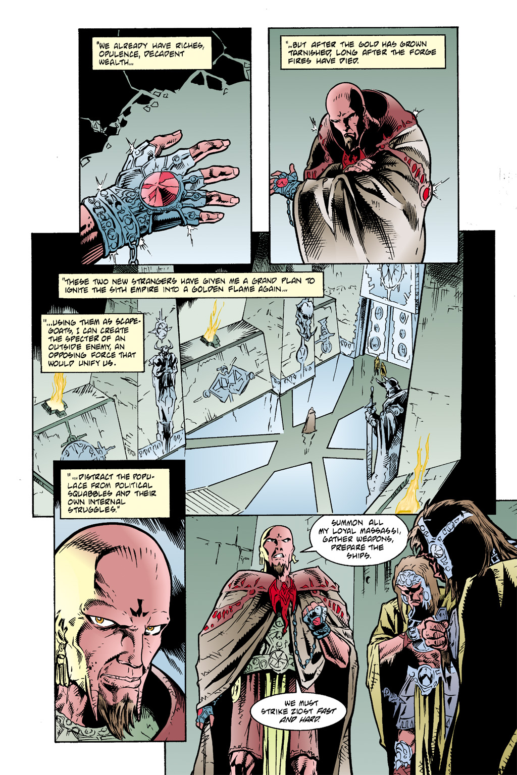 Read online Star Wars Omnibus comic -  Issue # Vol. 4 - 80