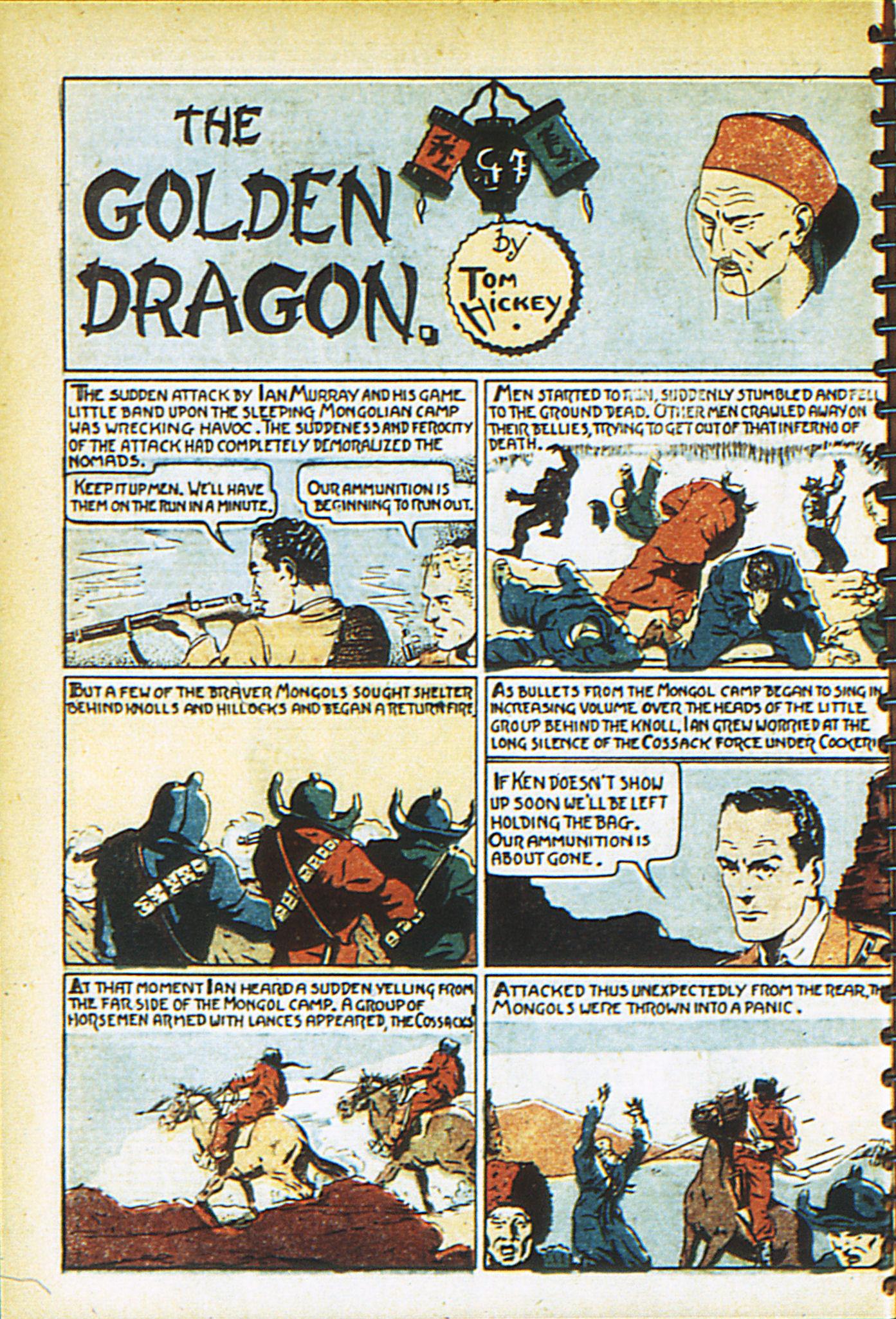 Read online Adventure Comics (1938) comic -  Issue #26 - 63