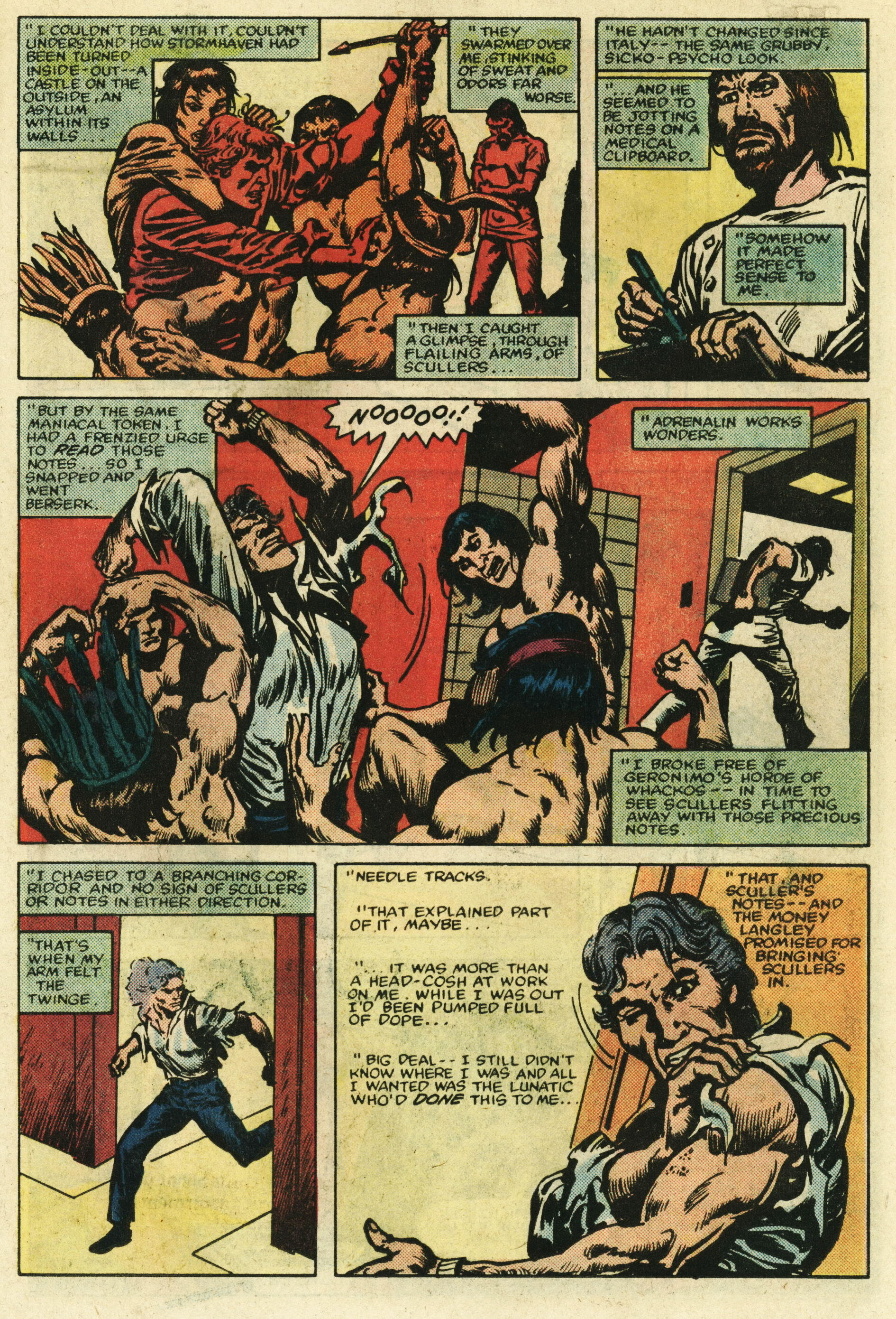 Read online Master of Kung Fu (1974) comic -  Issue #122 - 14