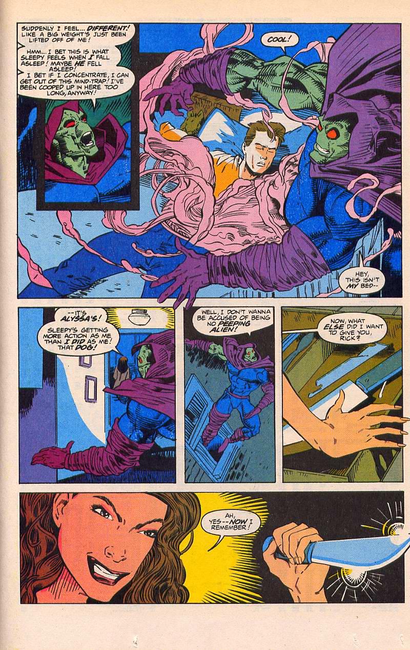 Read online Sleepwalker comic -  Issue #21 - 16