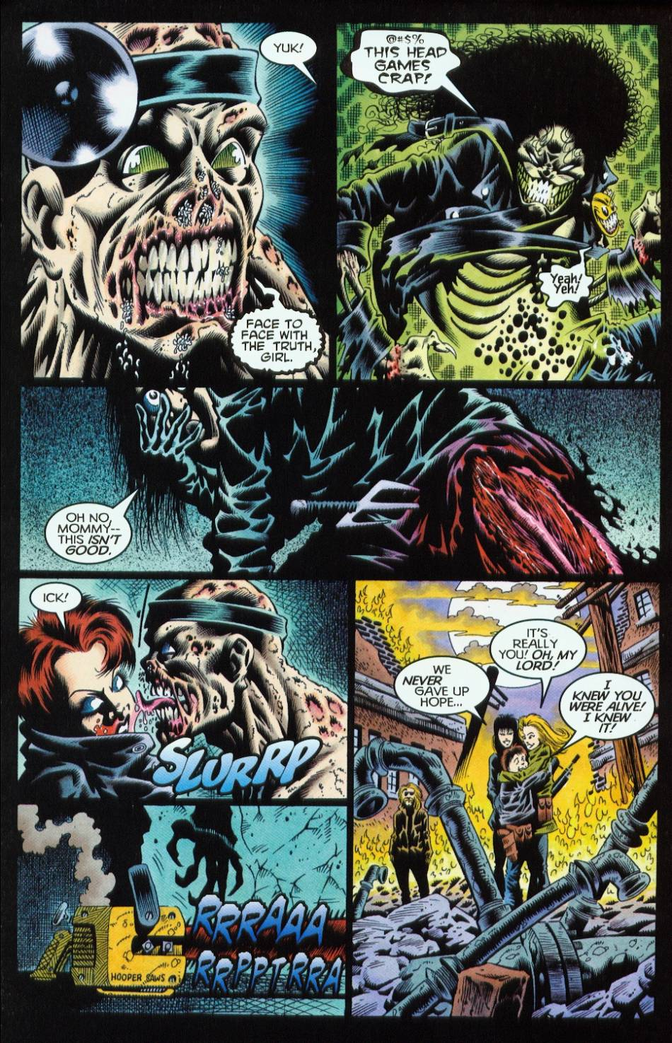 Evil Ernie: Destroyer issue 5 - Page 19