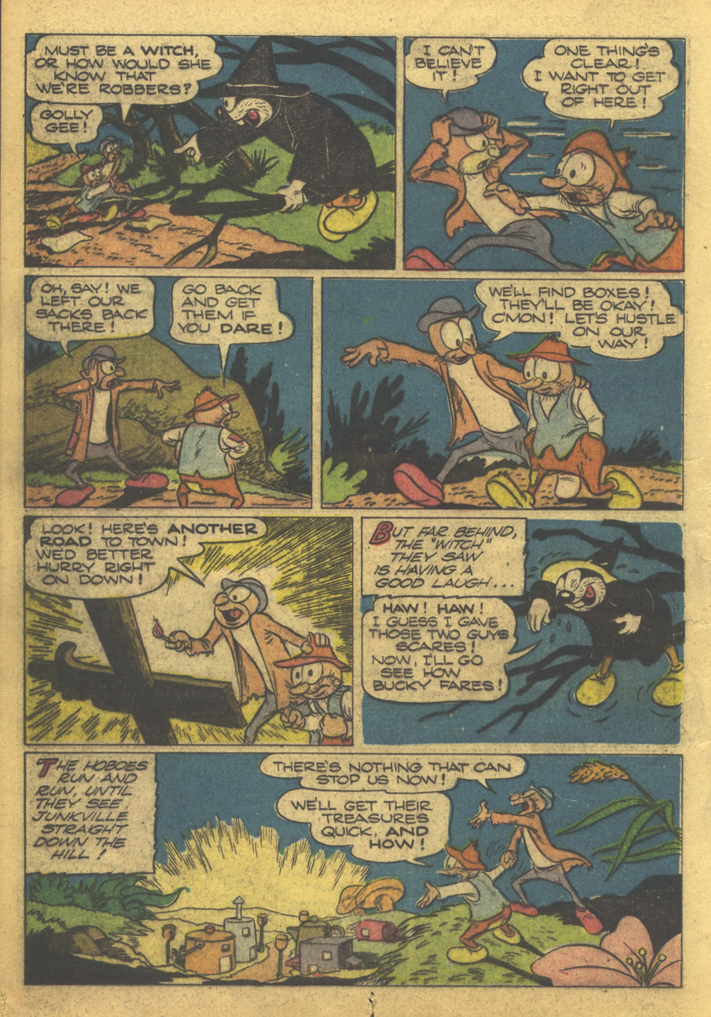 Walt Disney's Comics and Stories issue 86 - Page 16