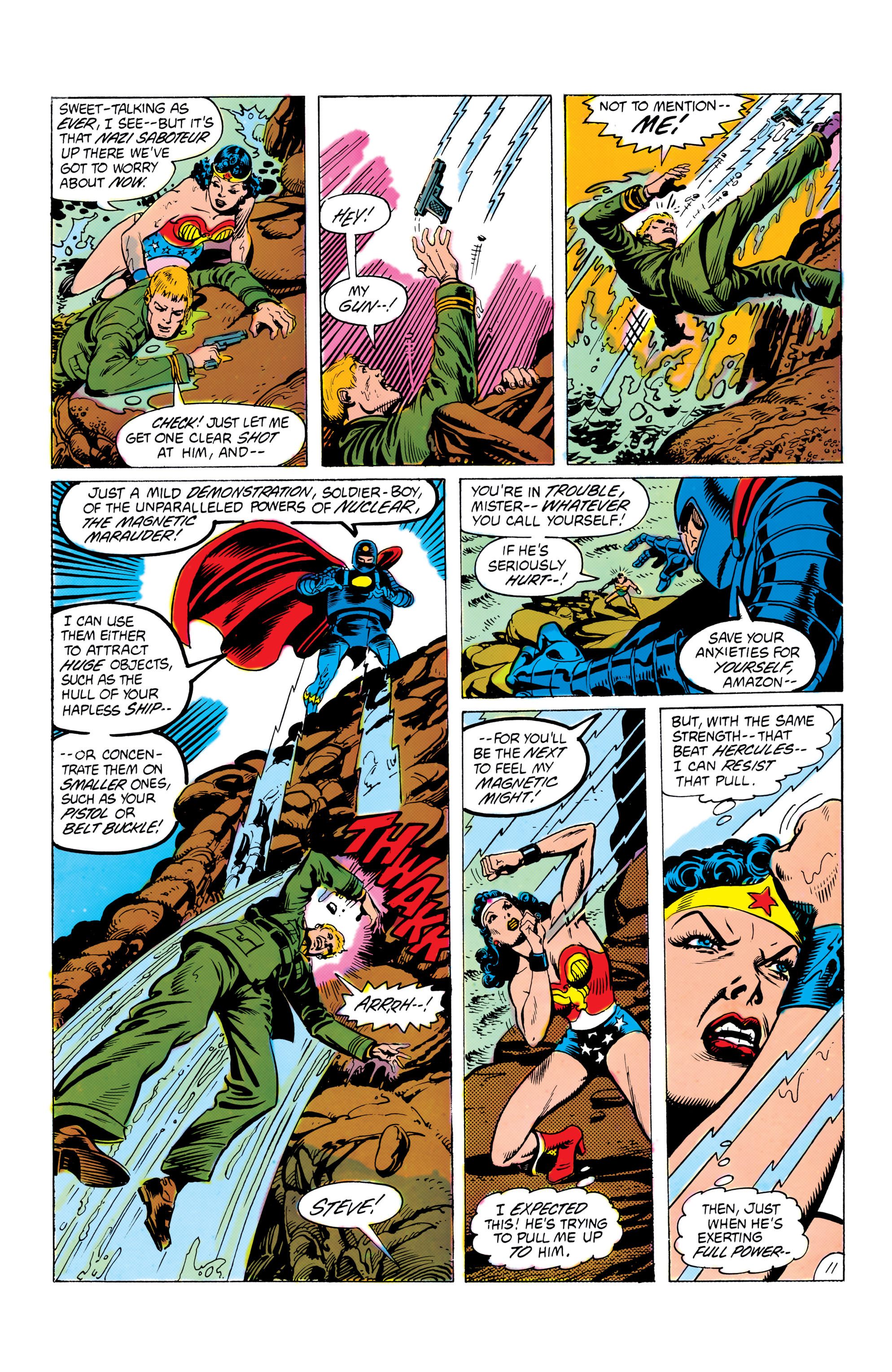 Read online All-Star Squadron comic -  Issue #16 - 12