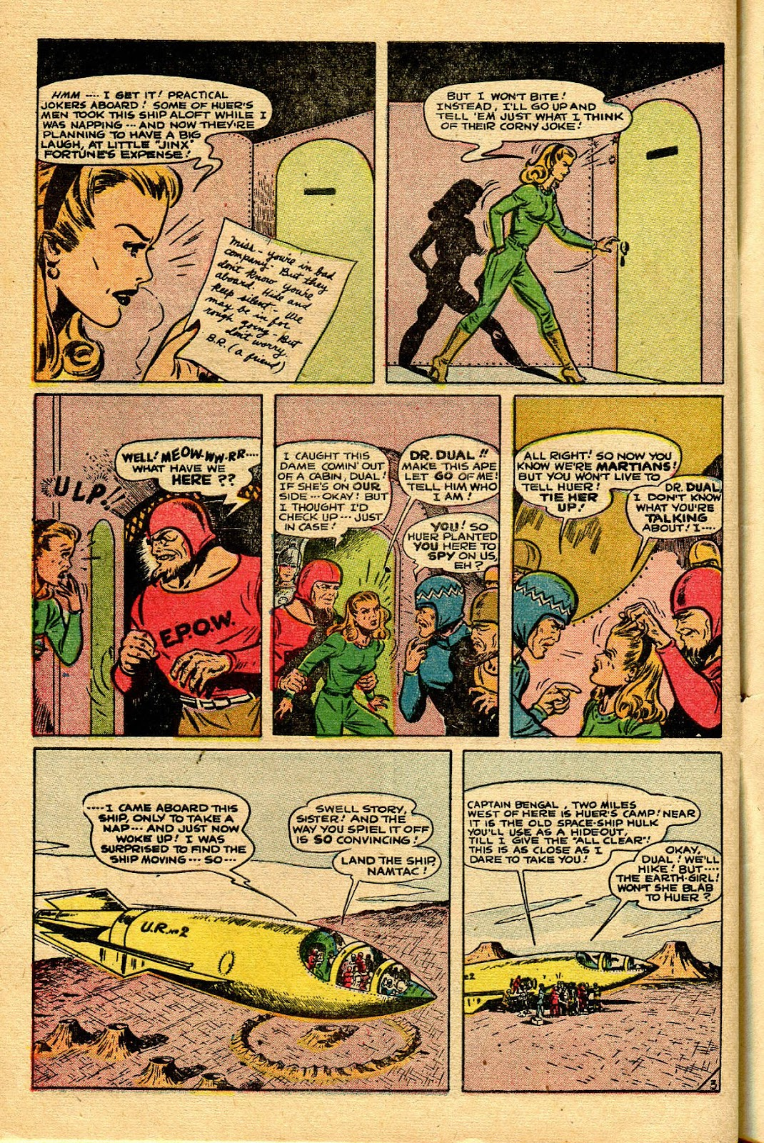 Read online Famous Funnies comic -  Issue #188 - 45