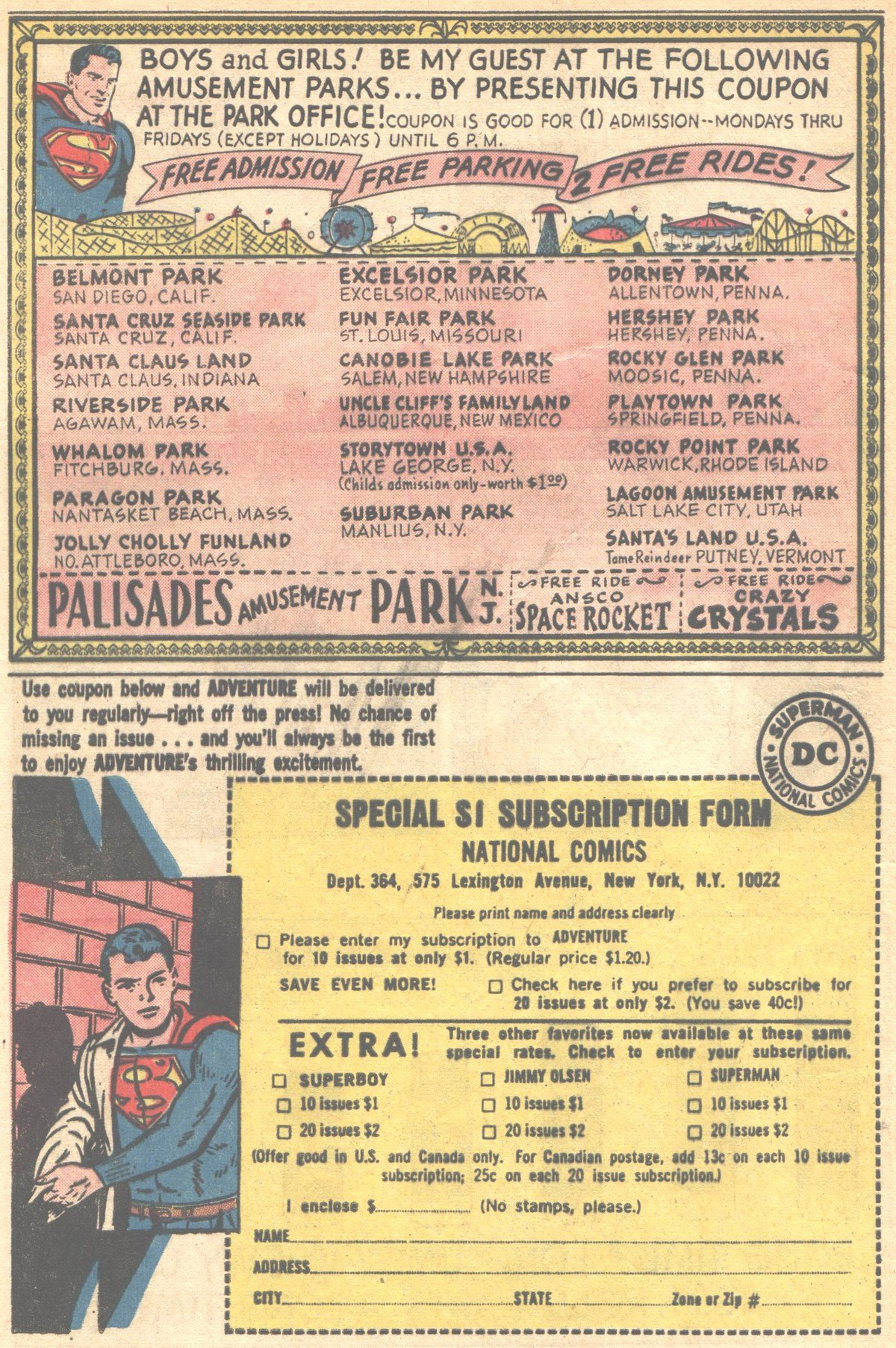 Read online Adventure Comics (1938) comic -  Issue #324 - 12