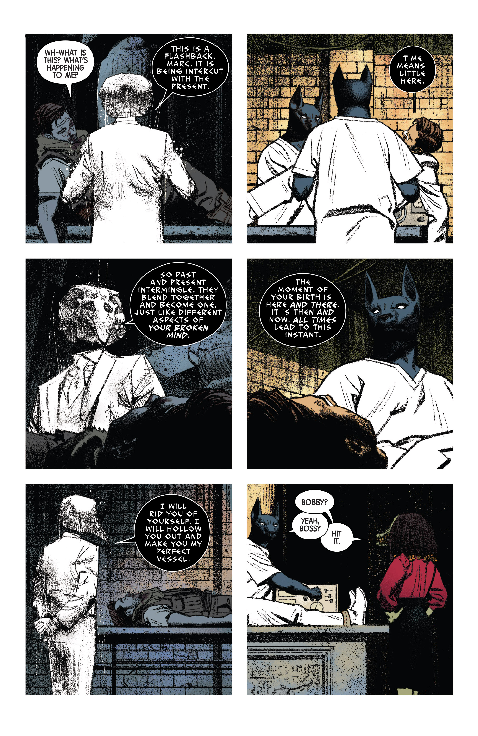 Read online Moon Knight (2016) comic -  Issue #14 - 8