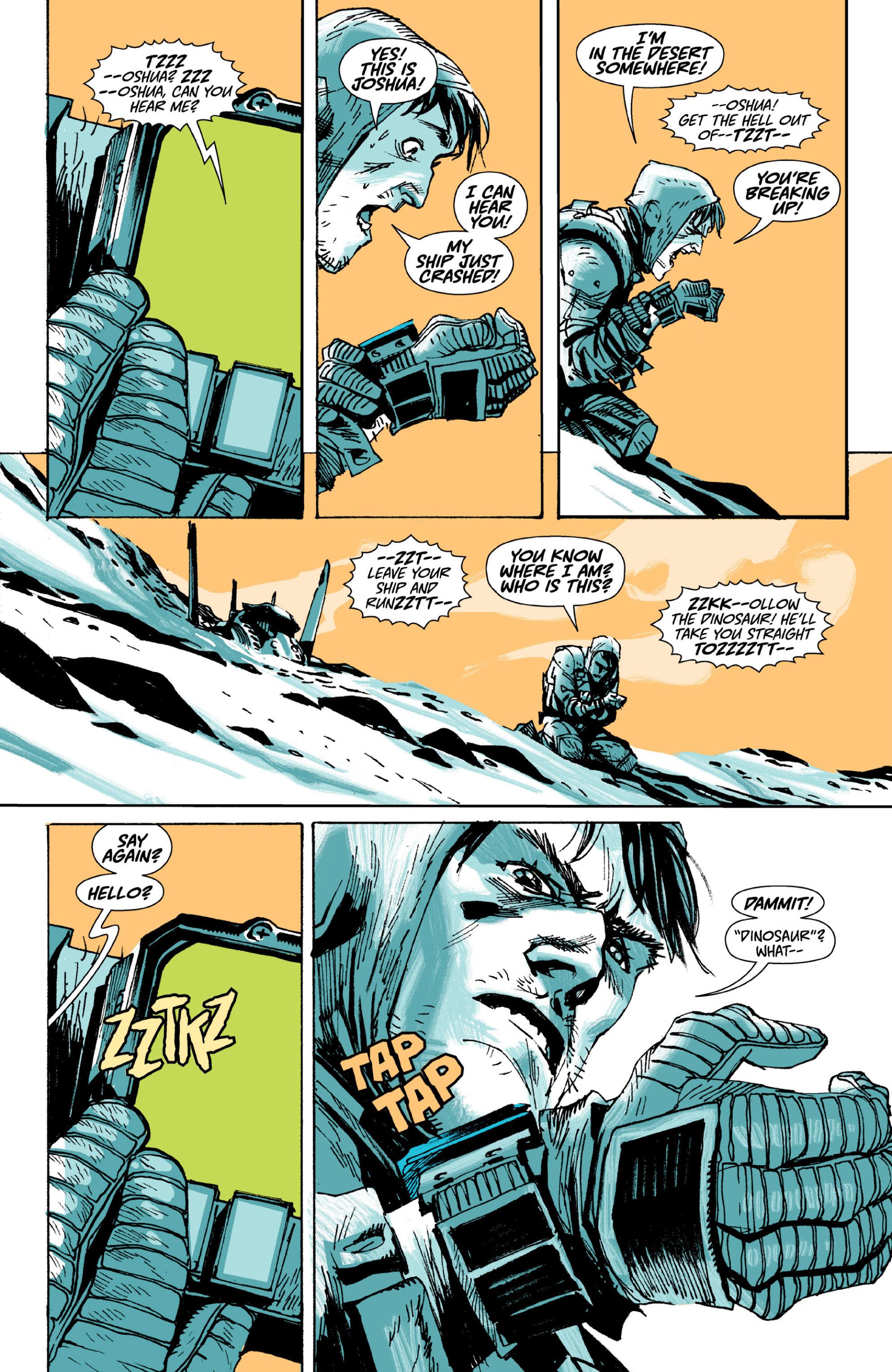 Read online Ei8ht comic -  Issue # TPB - 13