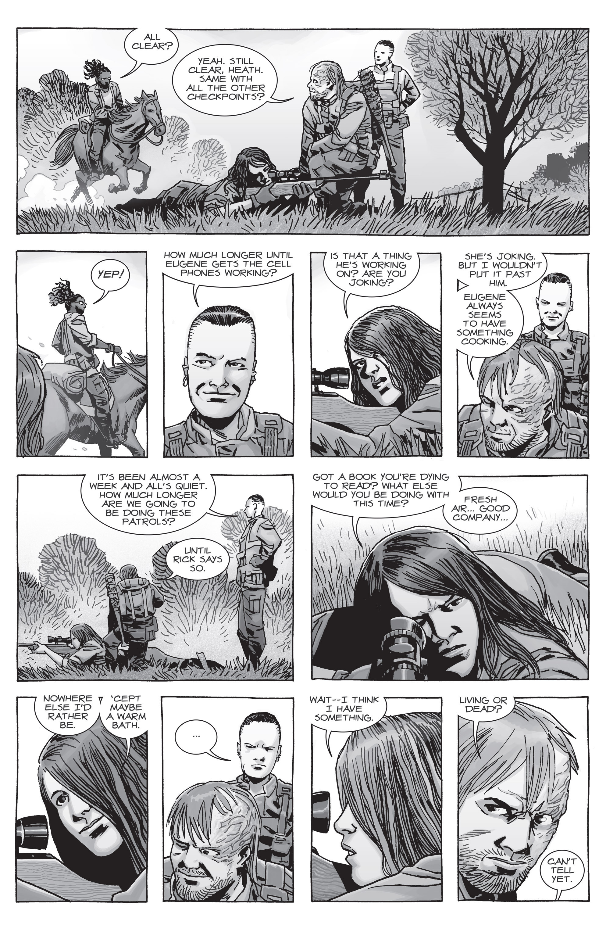 The Walking Dead 157 Page 3