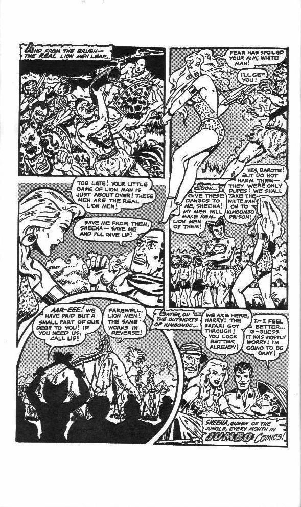 Read online Men of Mystery Comics comic -  Issue #48 - 42