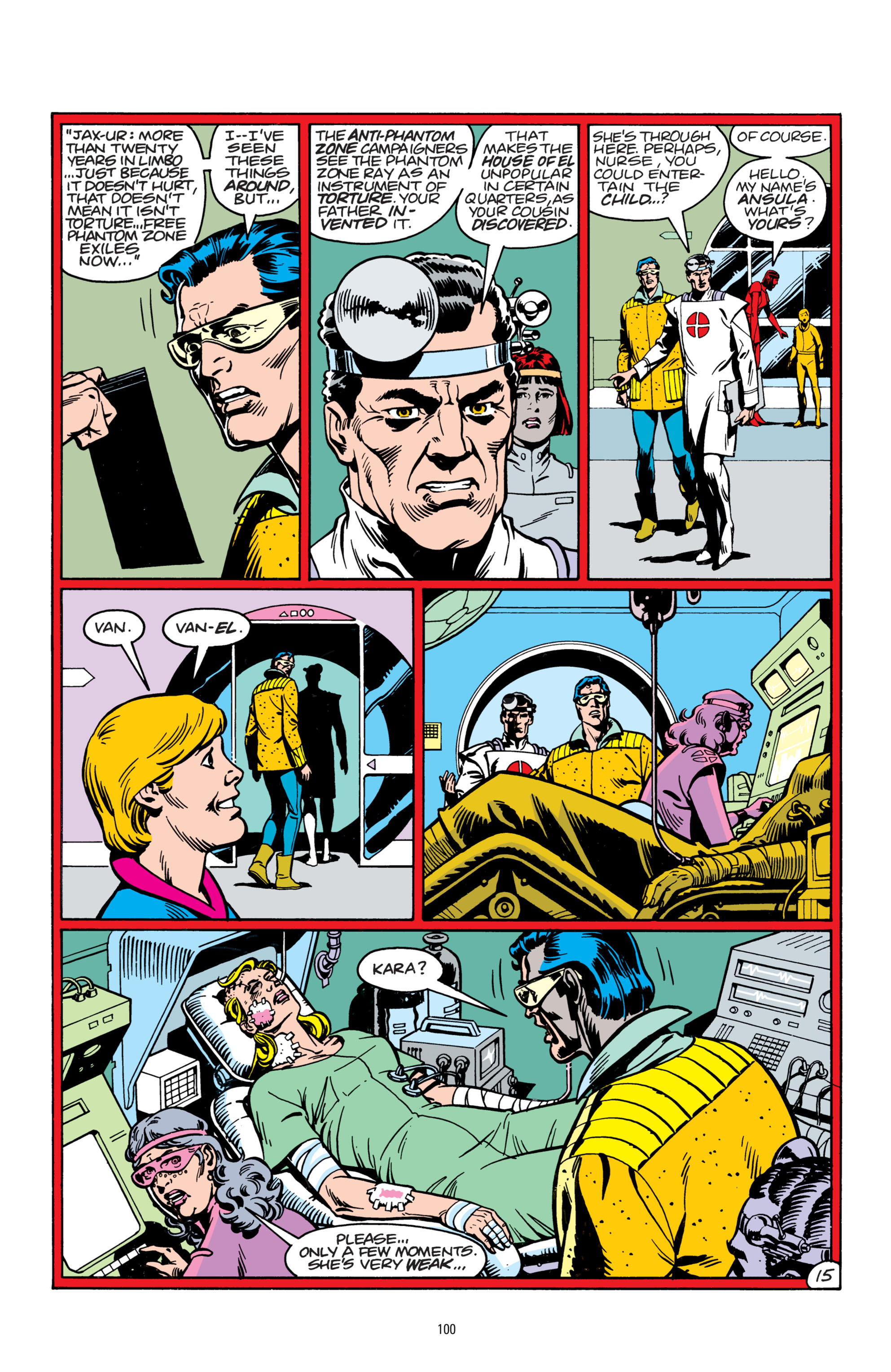 Read online Superman: Whatever Happened to the Man of Tomorrow? comic -  Issue # TPB - 99