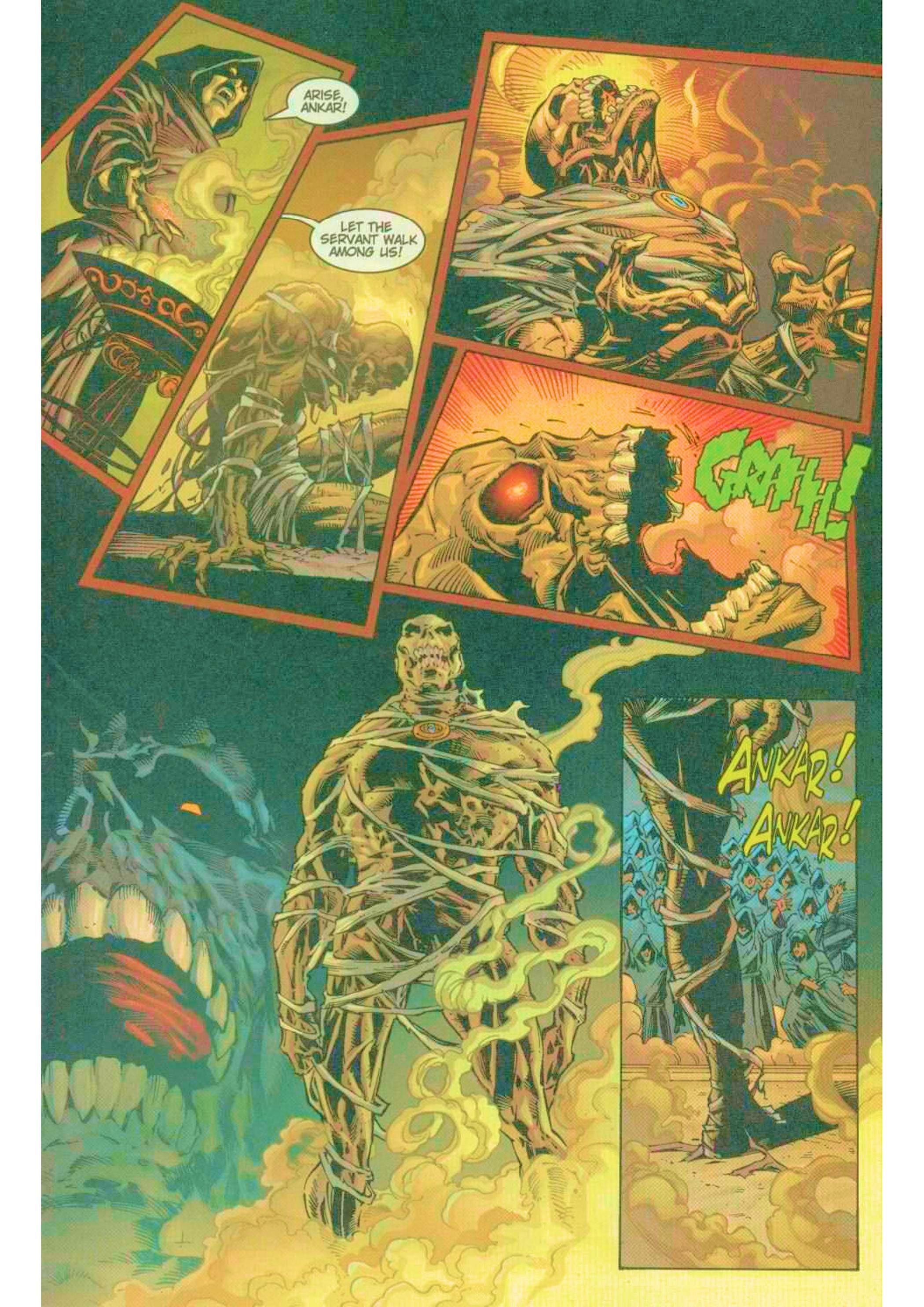 Read online Xena: Warrior Princess (1999) comic -  Issue #6 - 9