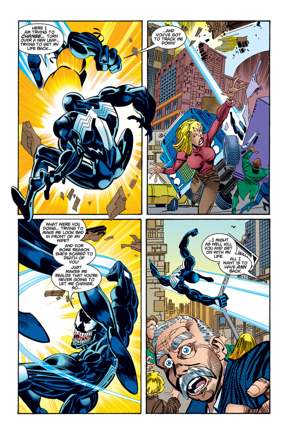 The Amazing Spider-Man (1999) 19 Page 20